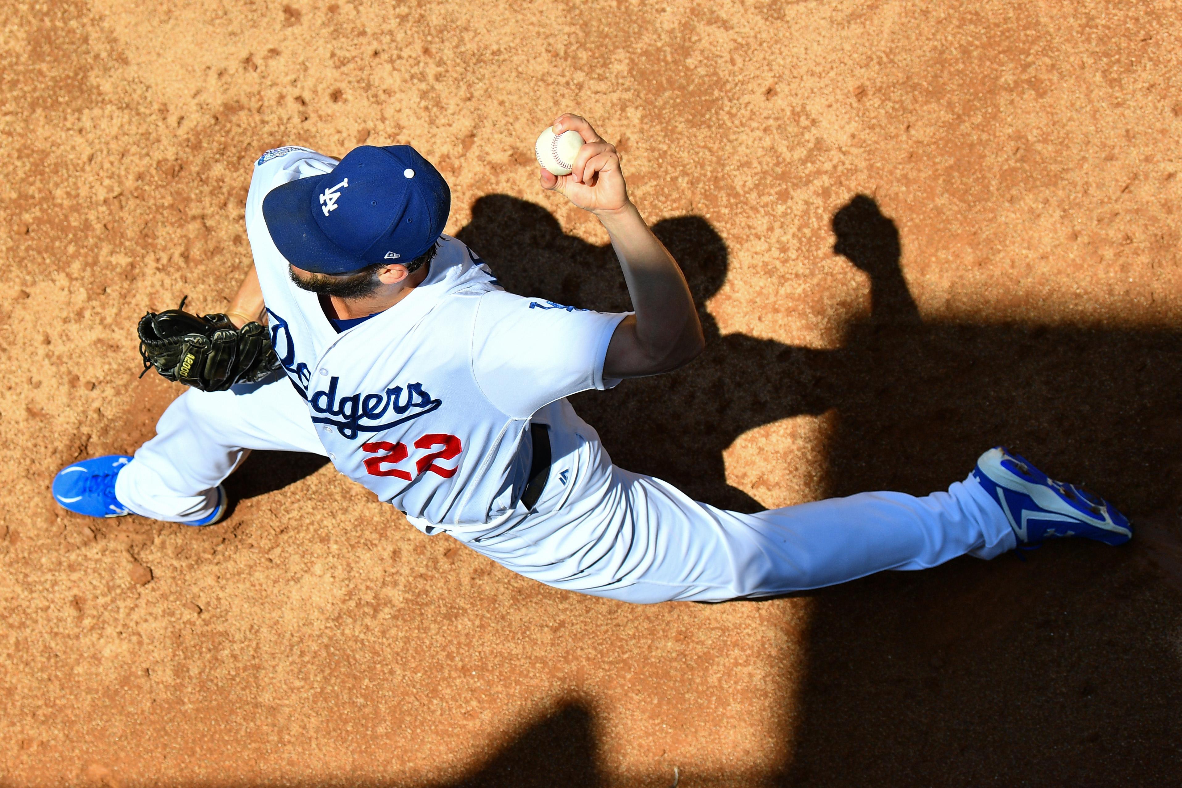 MLB: JUN 28 Cubs at Dodgers