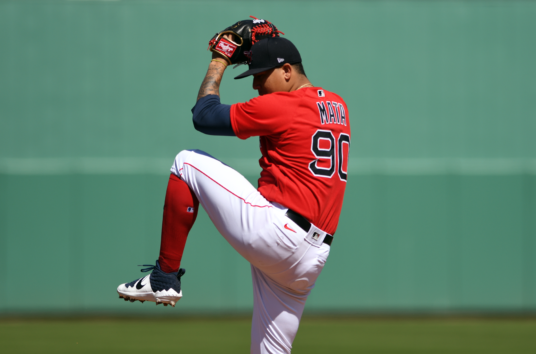 MLB: Spring Training-Philadelphia Phillies at Boston Red Sox