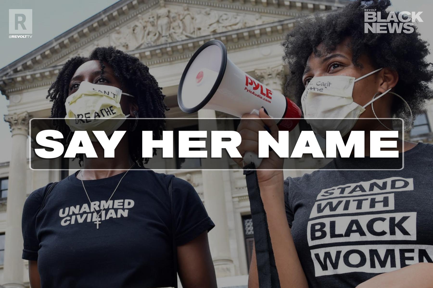 Black women/girls police brutality