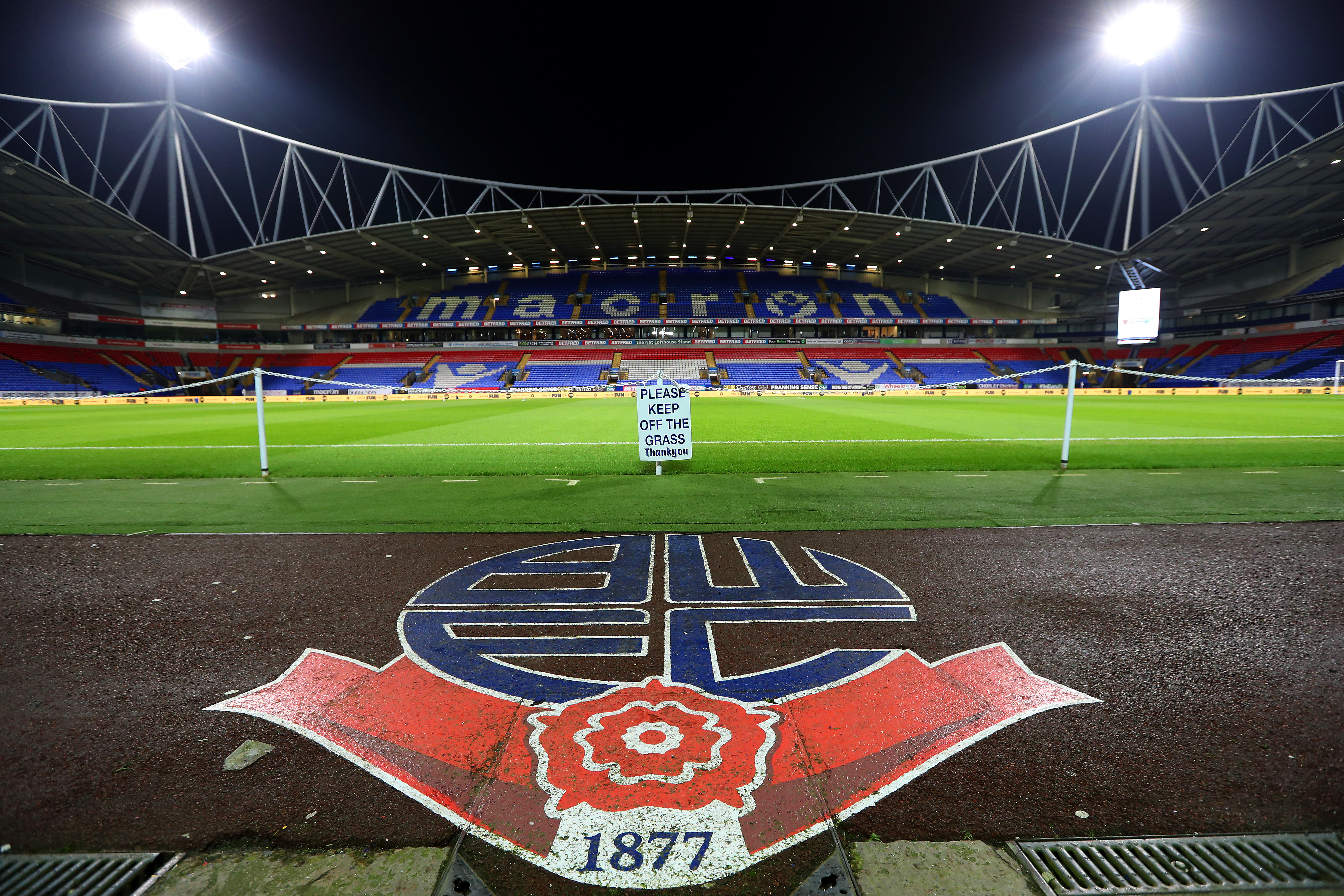 Bolton Wanderers v West Bromwich Albion - Sky Bet Championship