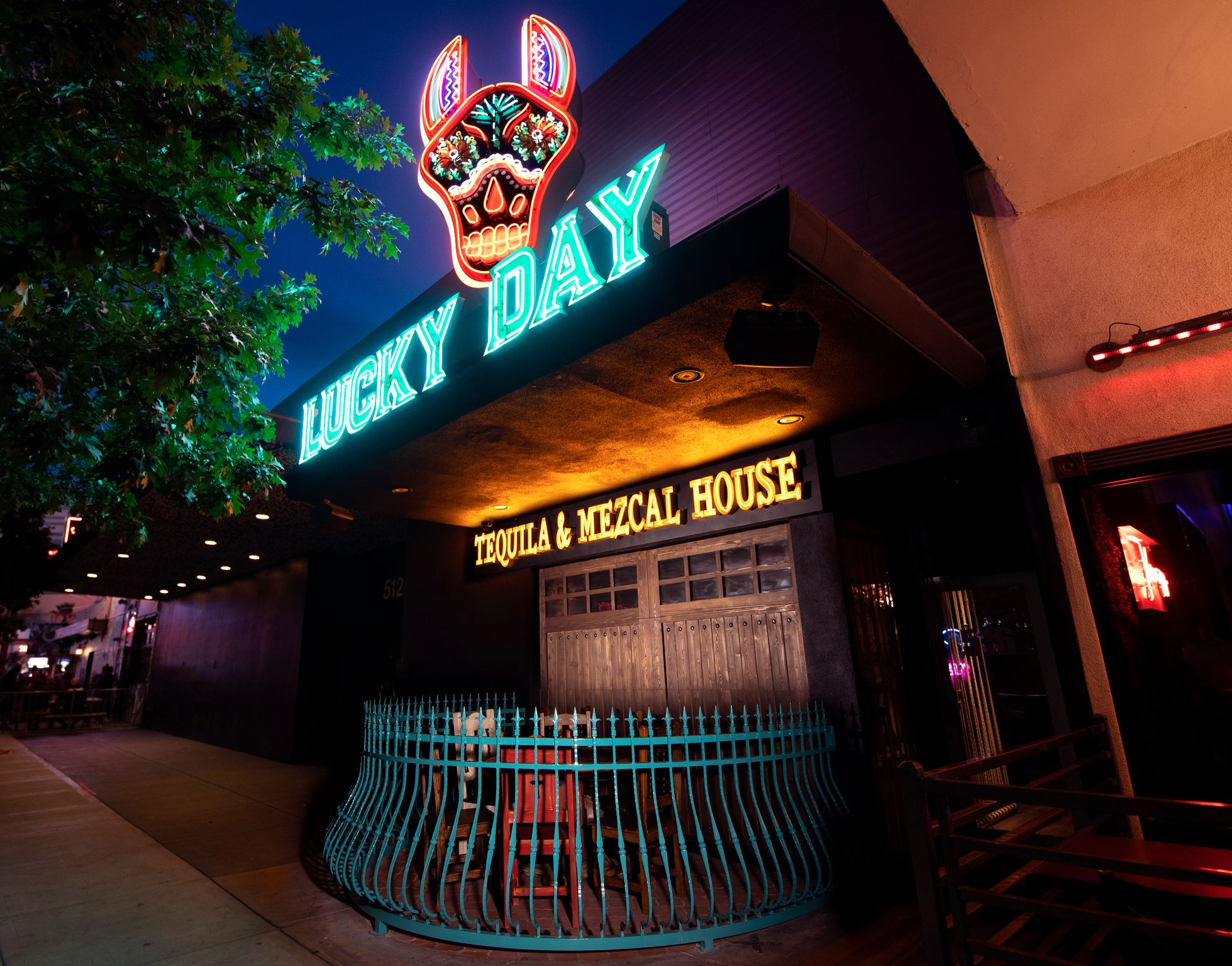 Lucky Day Mezcal & Tequila House