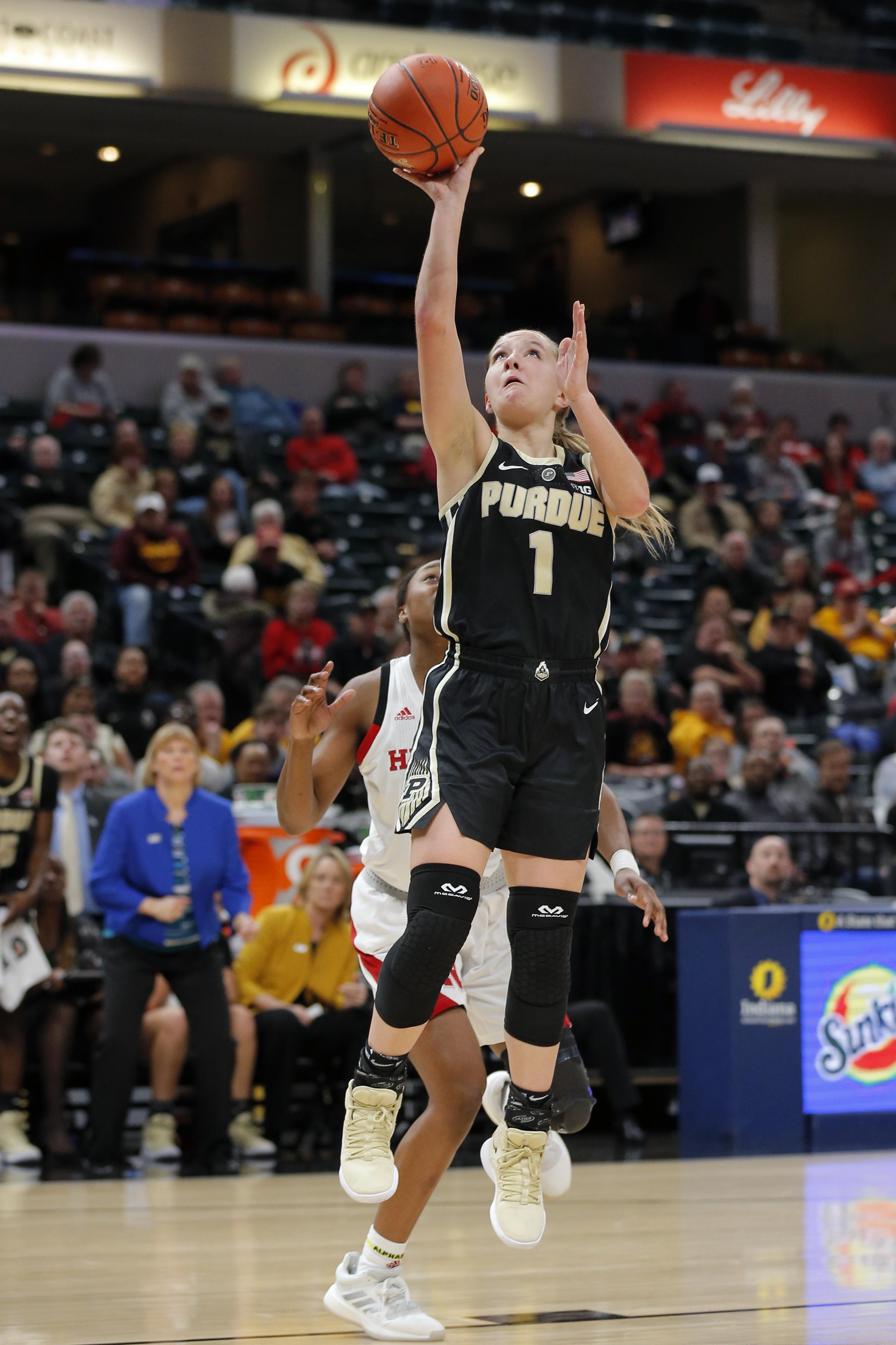 COLLEGE BASKETBALL: MAR 07 Big Ten Conference Women's Tournament - Purdue v Nebraska