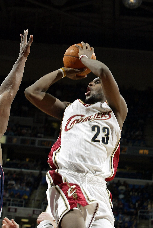 Nets v Cavaliers