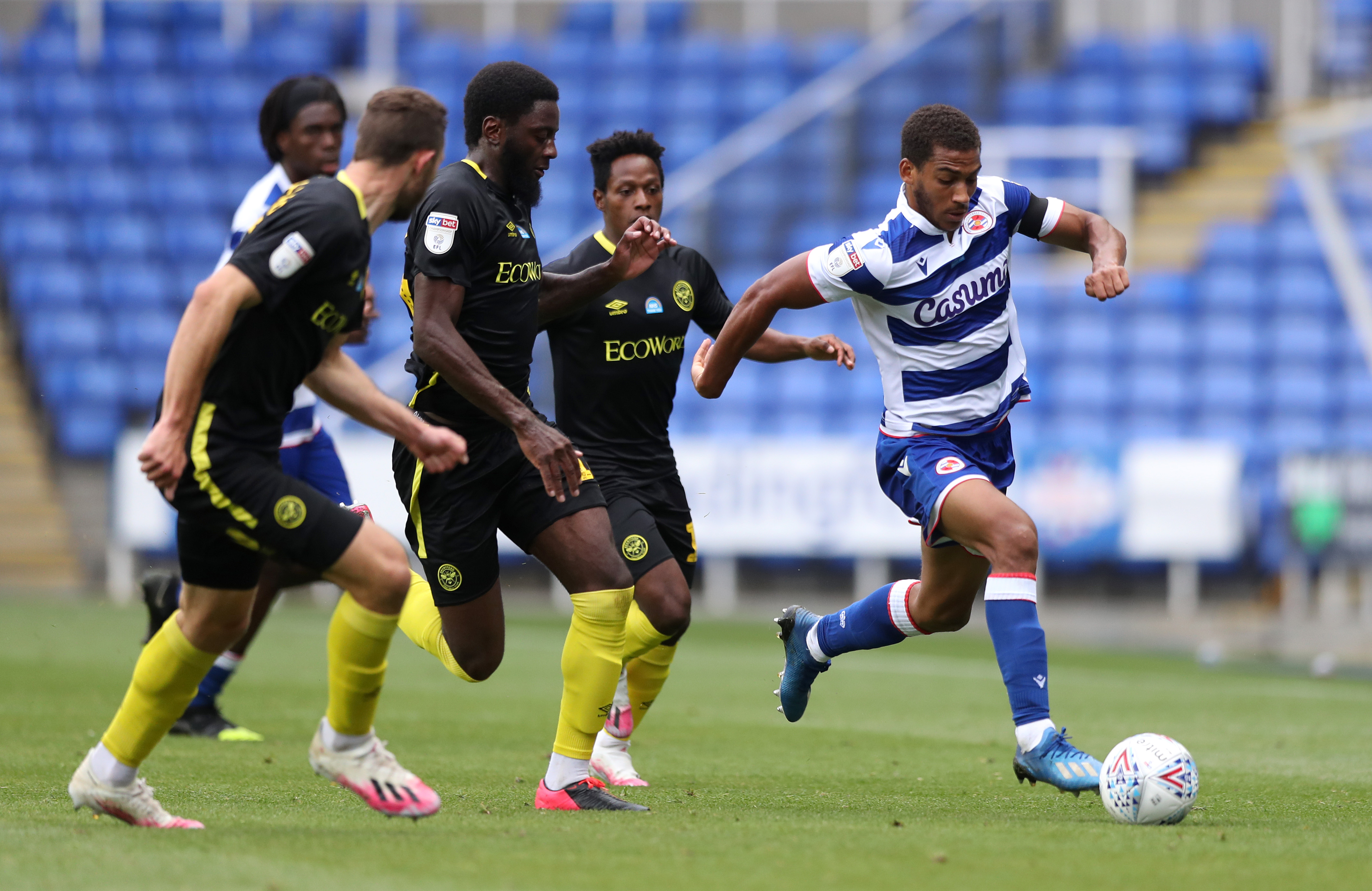 Reading v Brentford - Sky Bet Championship
