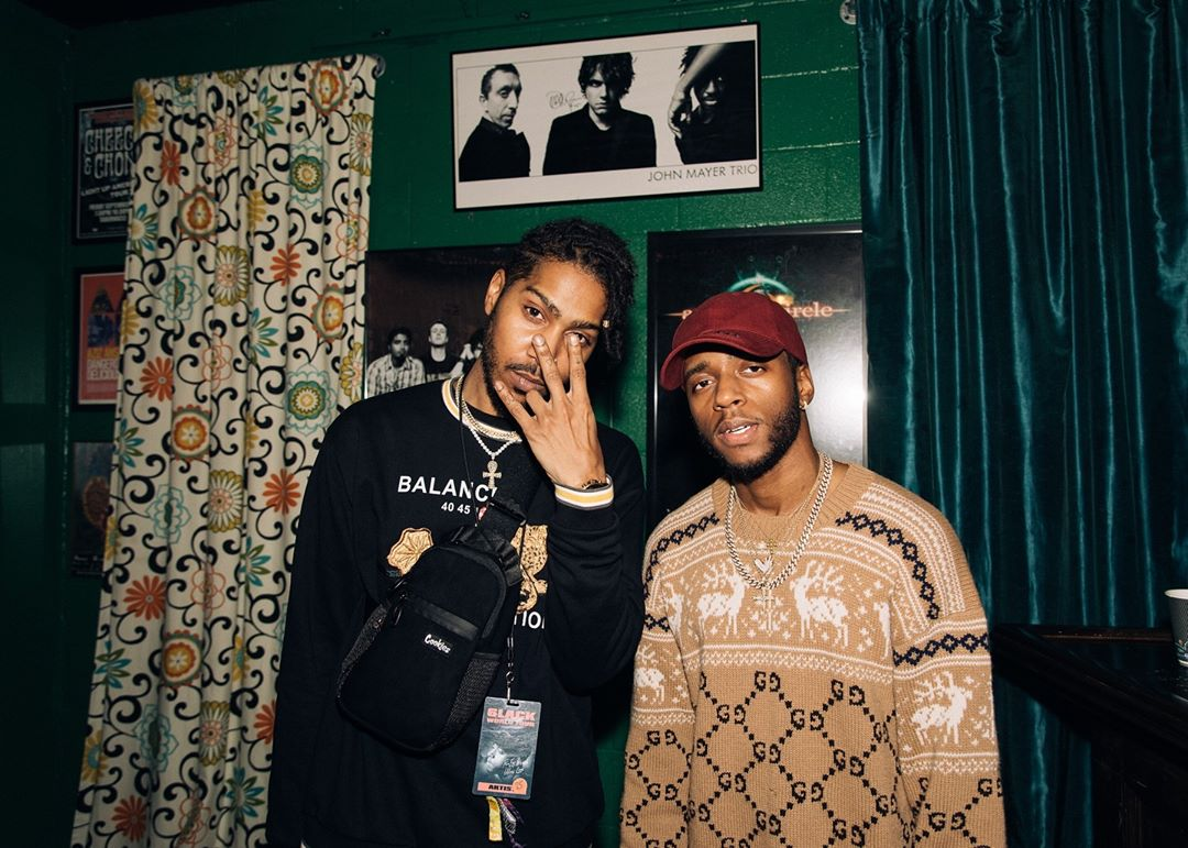Aries and 6LACK