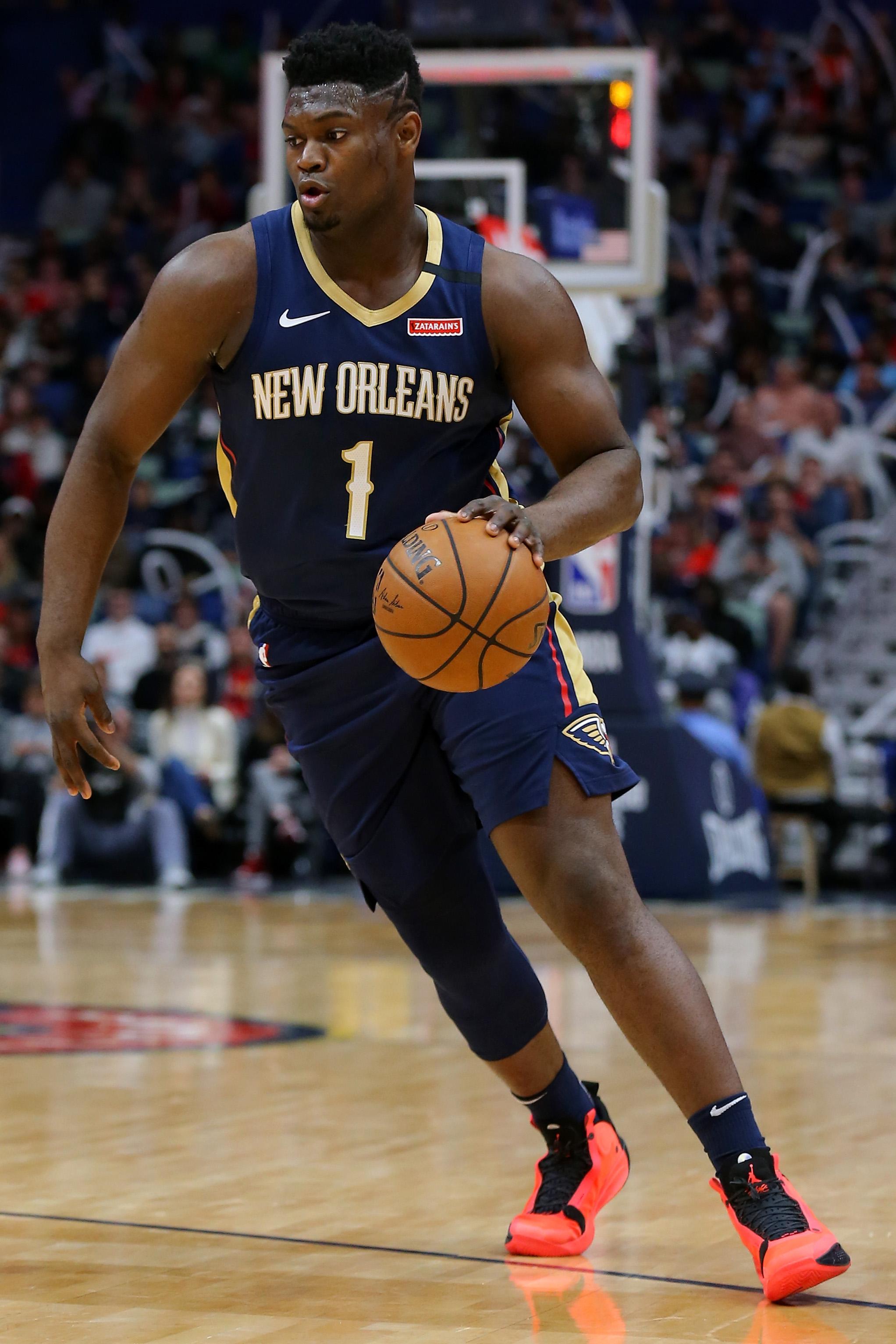 Miami Heat v New Orleans Pelicans
