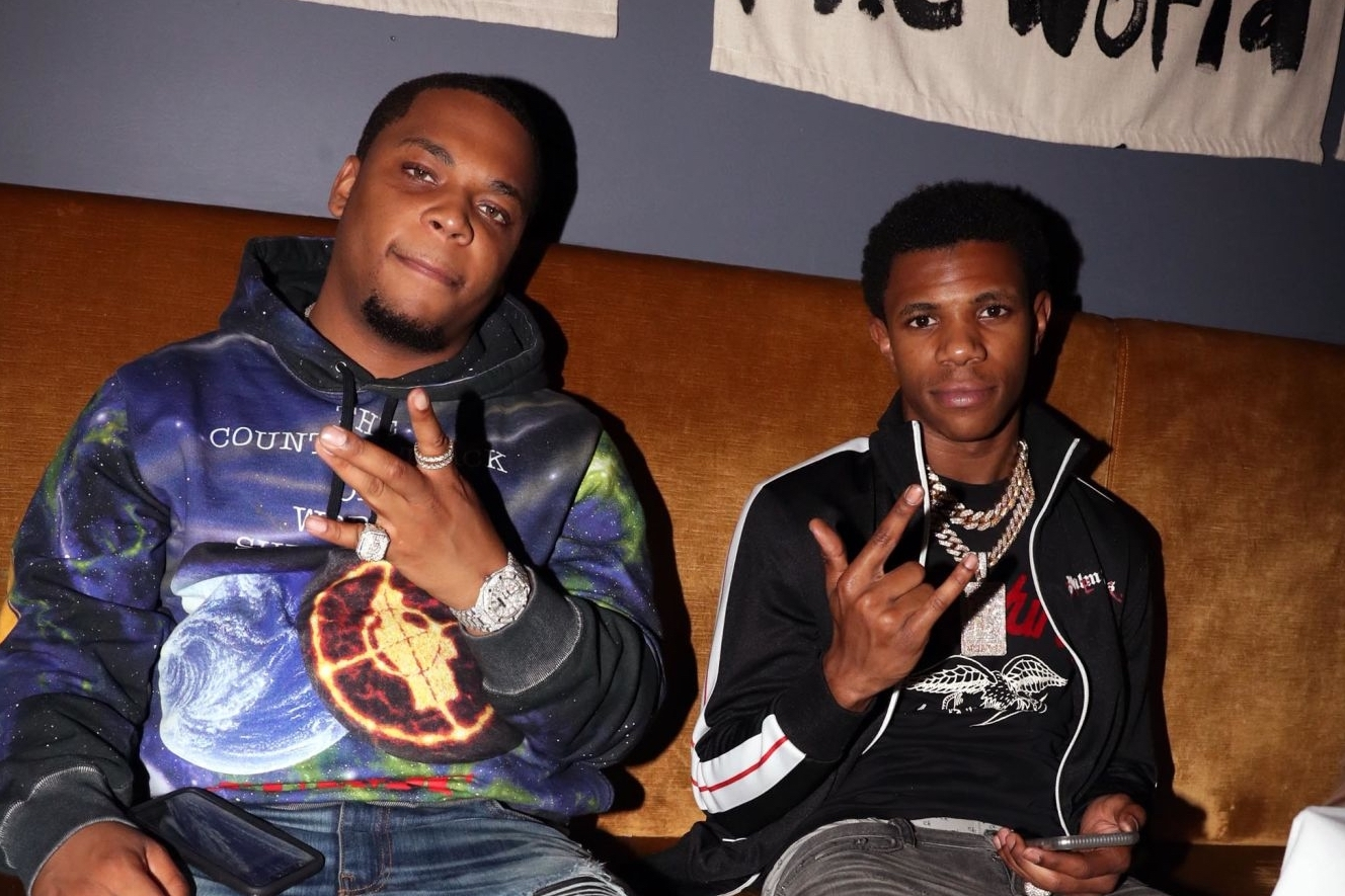 Don Q and A Boogie Wit Da Hoodie
