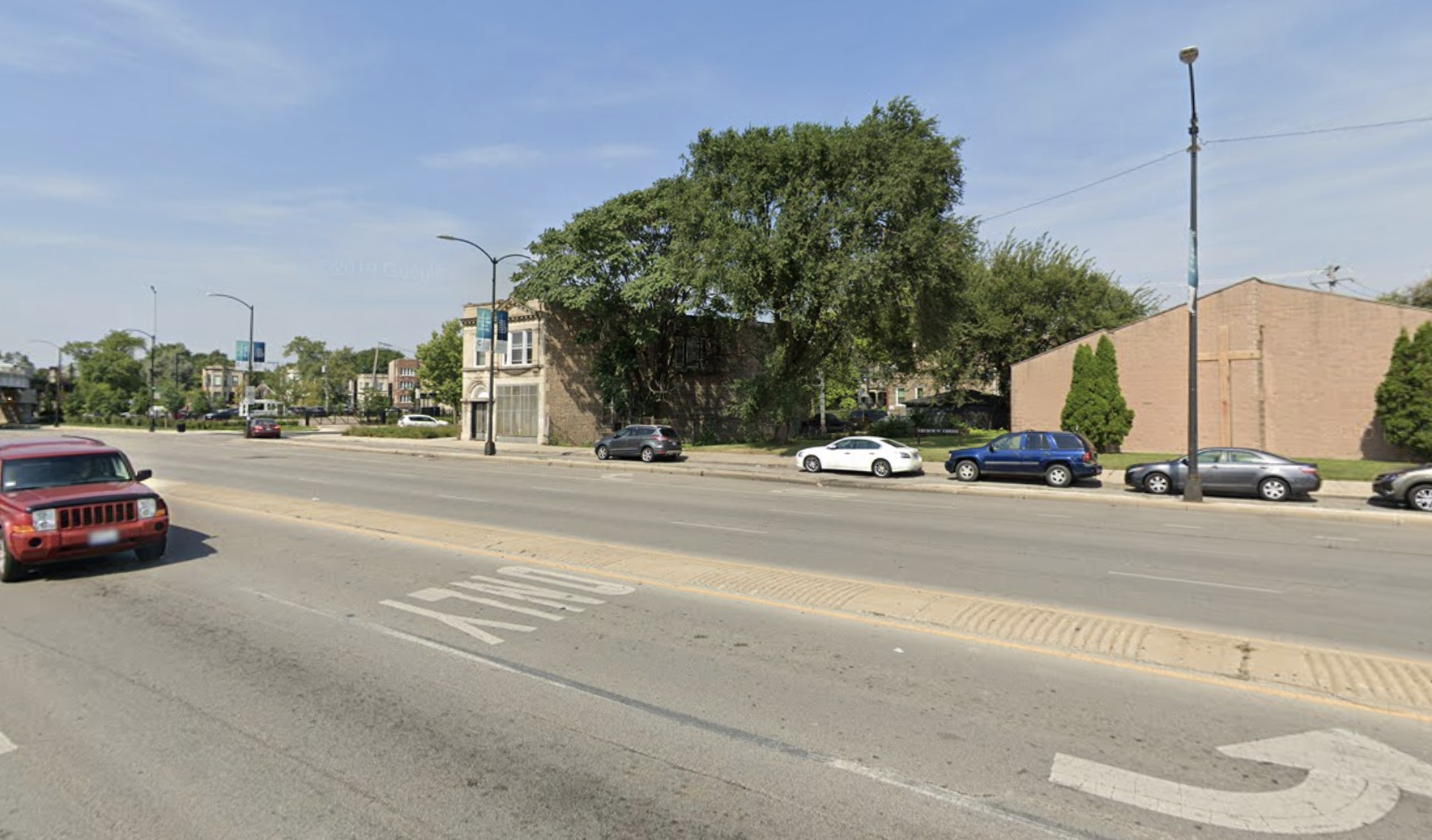 Robberies were reported in Lawndale, Homan Square