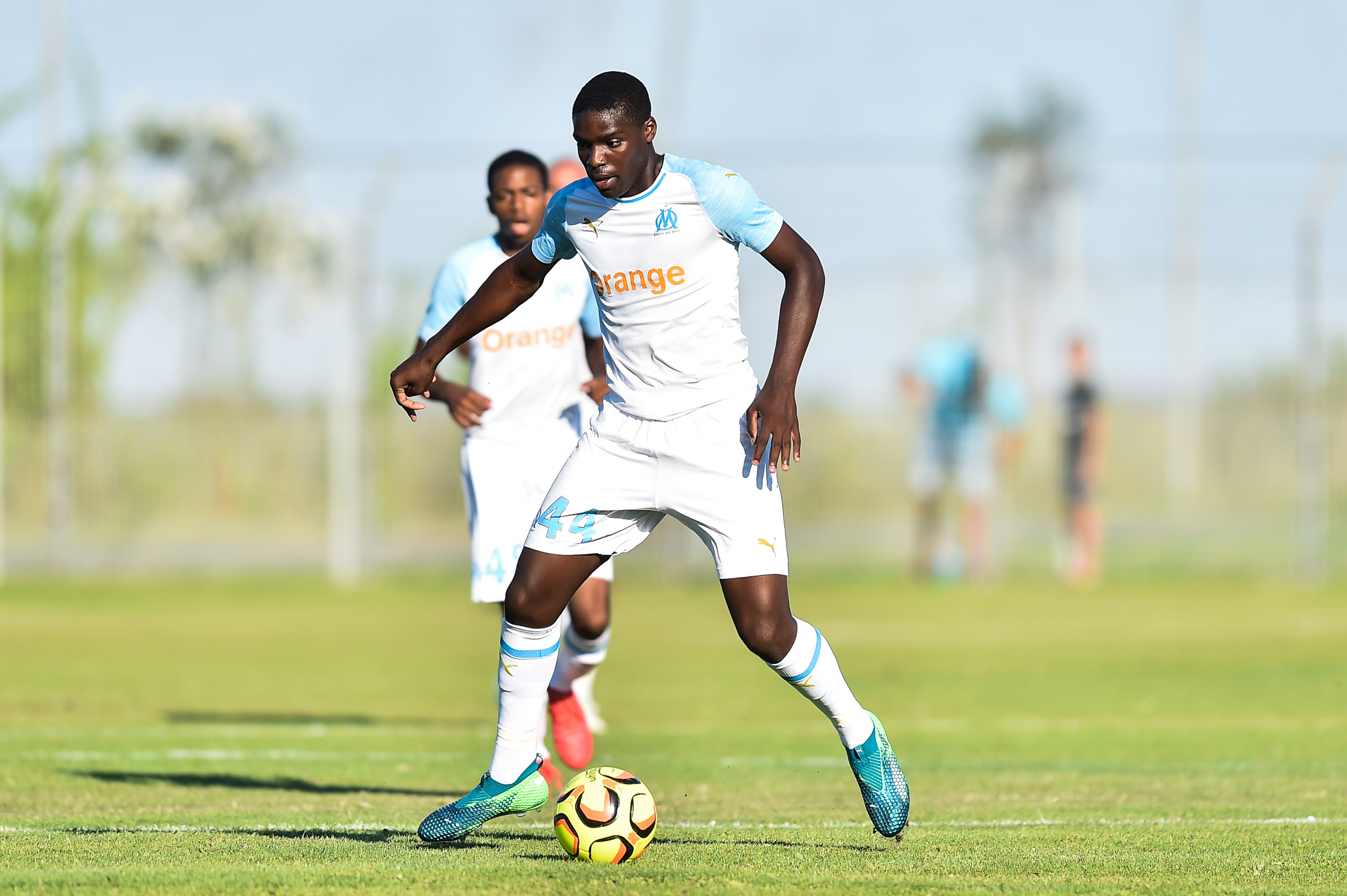 Olympique Marseille v AS Beziers - Friendly match