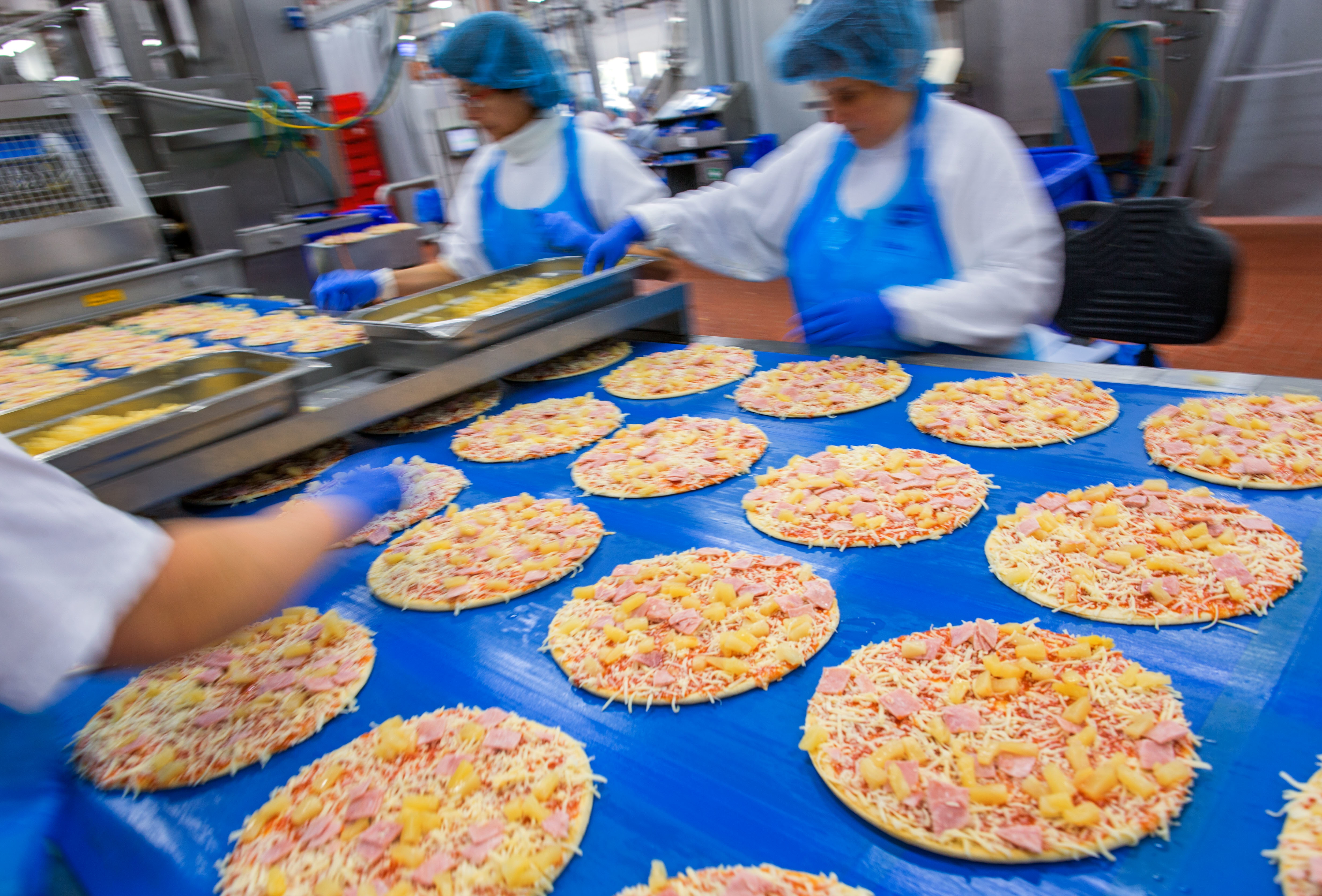 Pizza factory gets own development centre