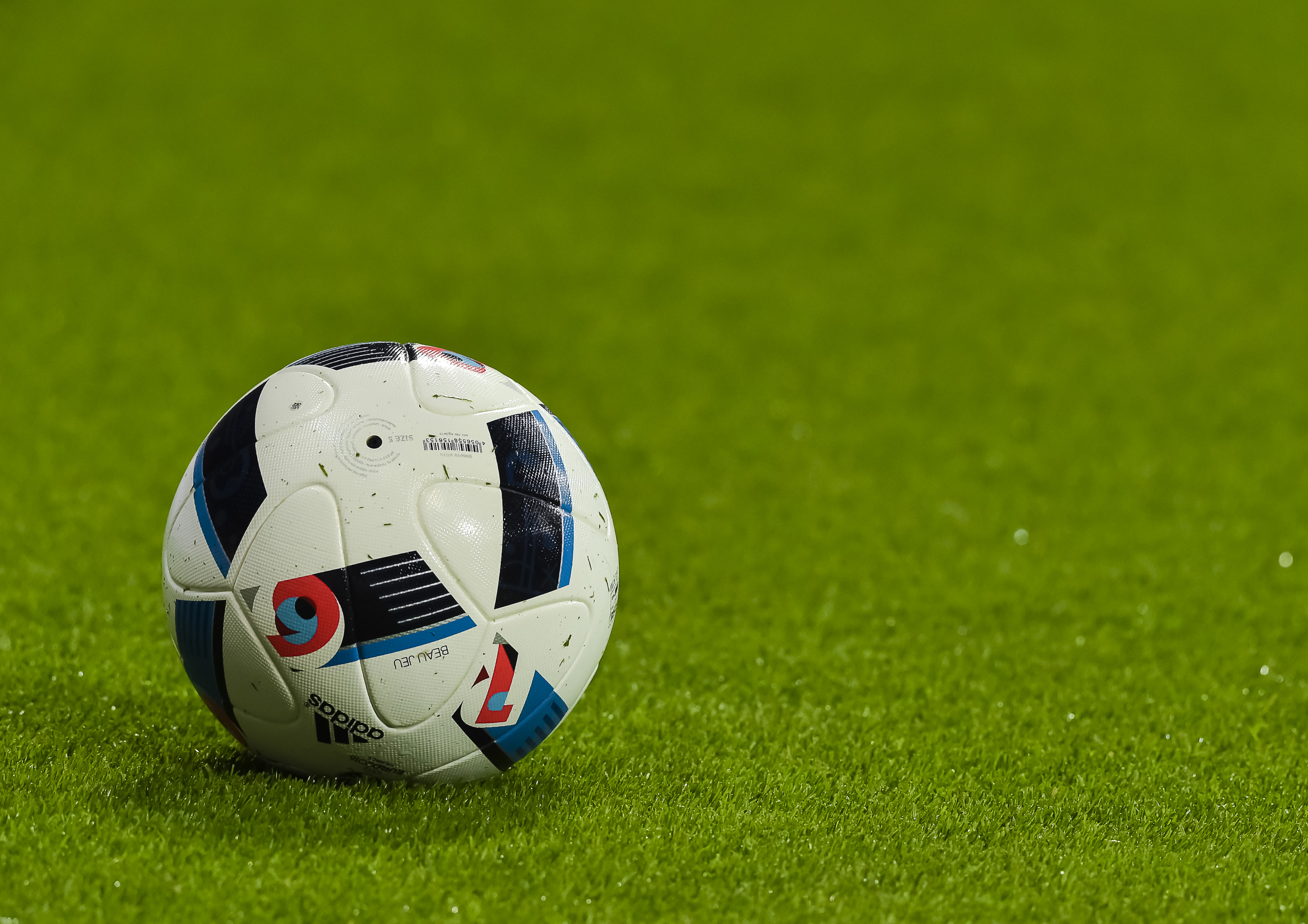 Fussball Laenderspiel Deutschland gegen Italien