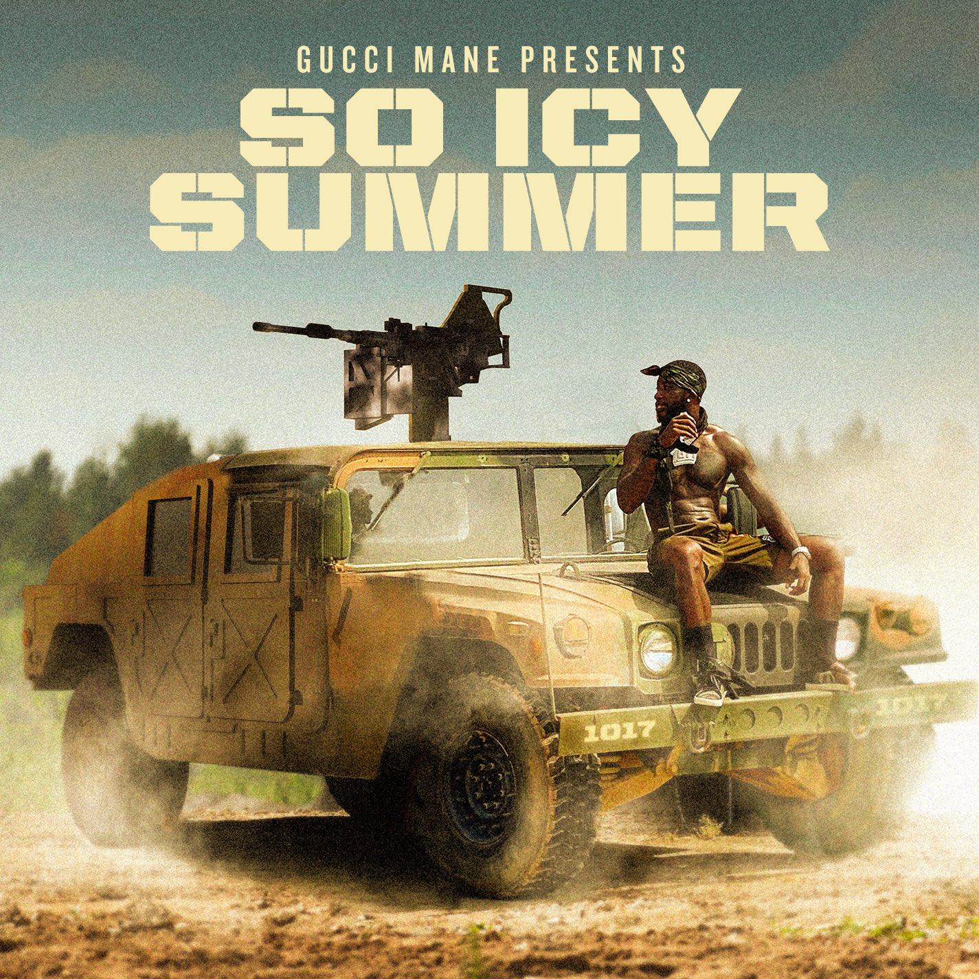 Gucci Mane So Icy Summer