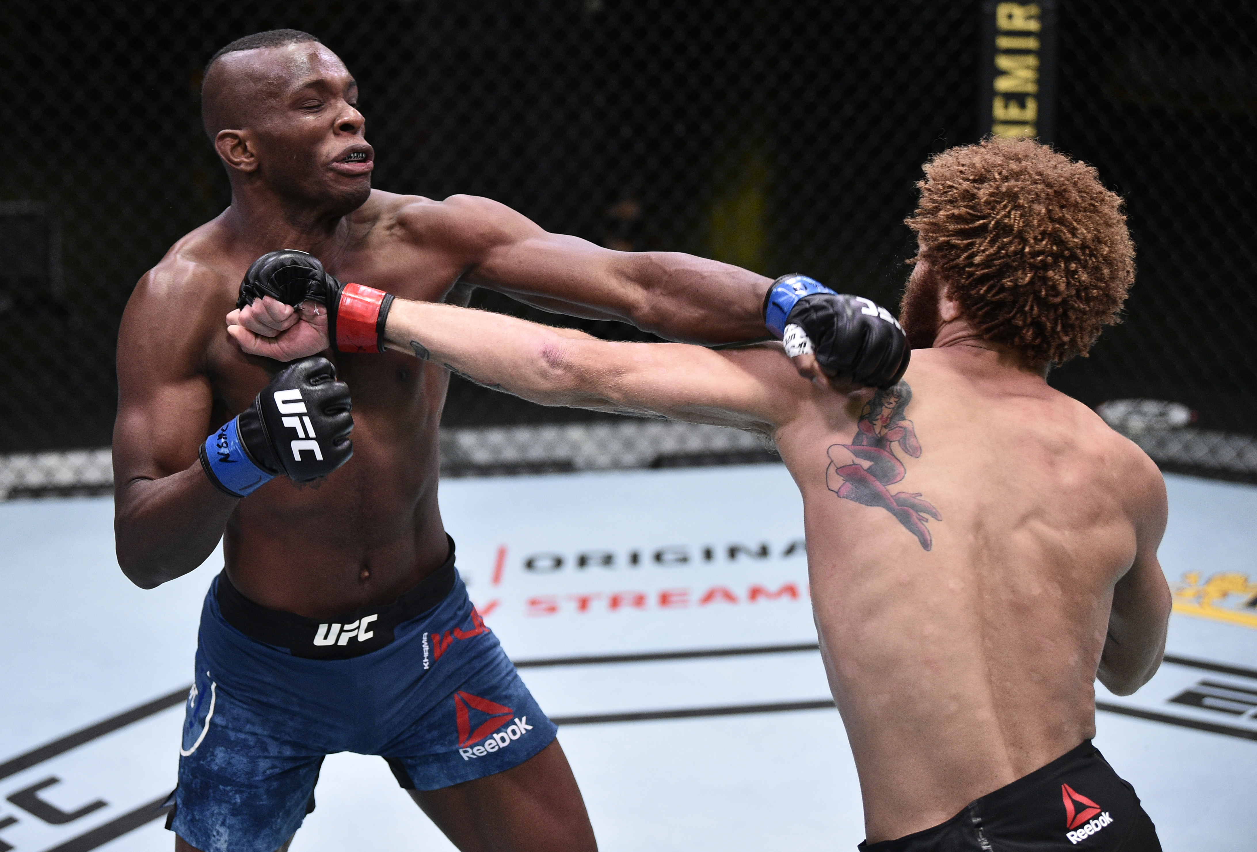 UFC Fight Night: Pena v Worthy