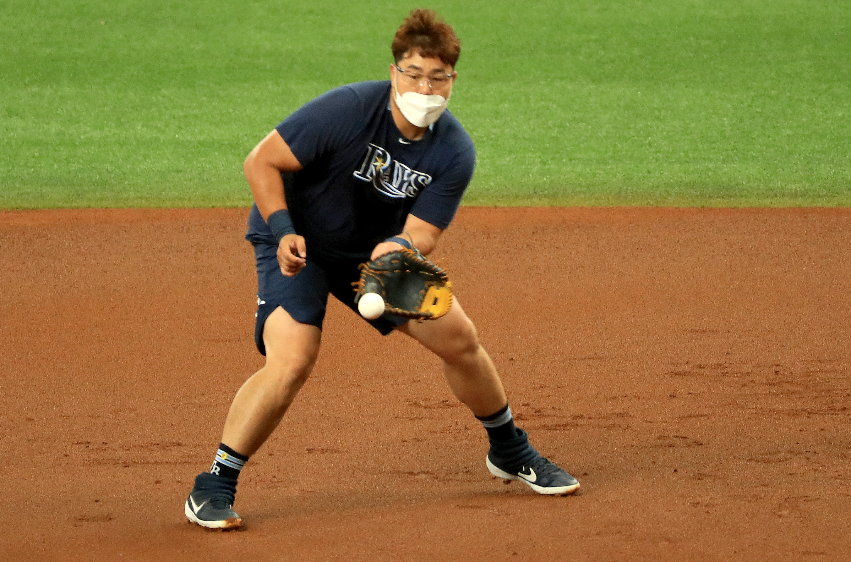 Tampa Bay Rays Summer Workouts