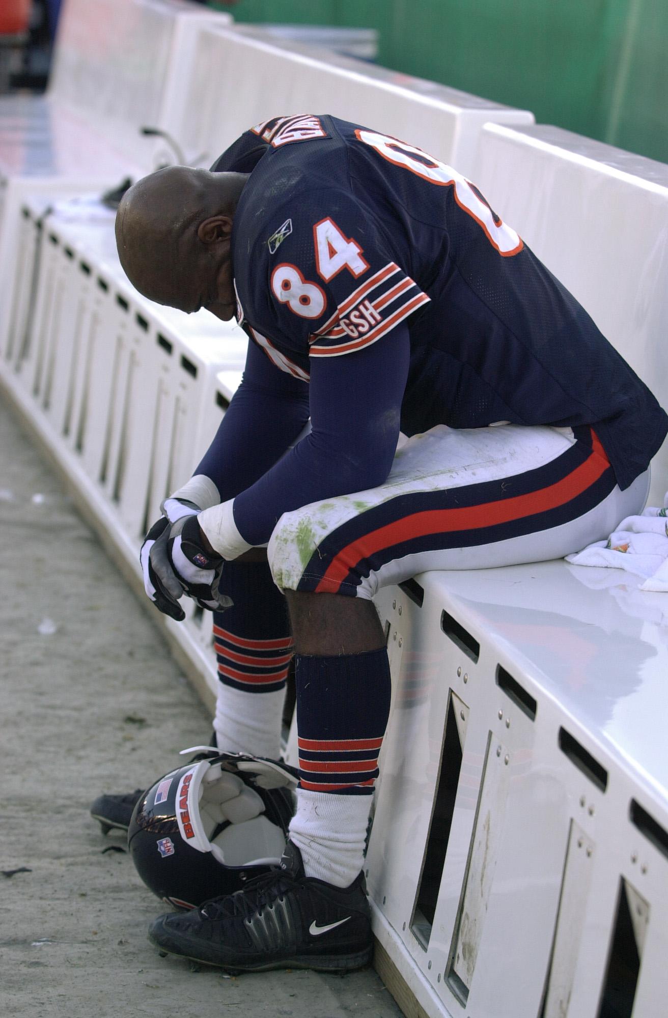 Packers v Bears X