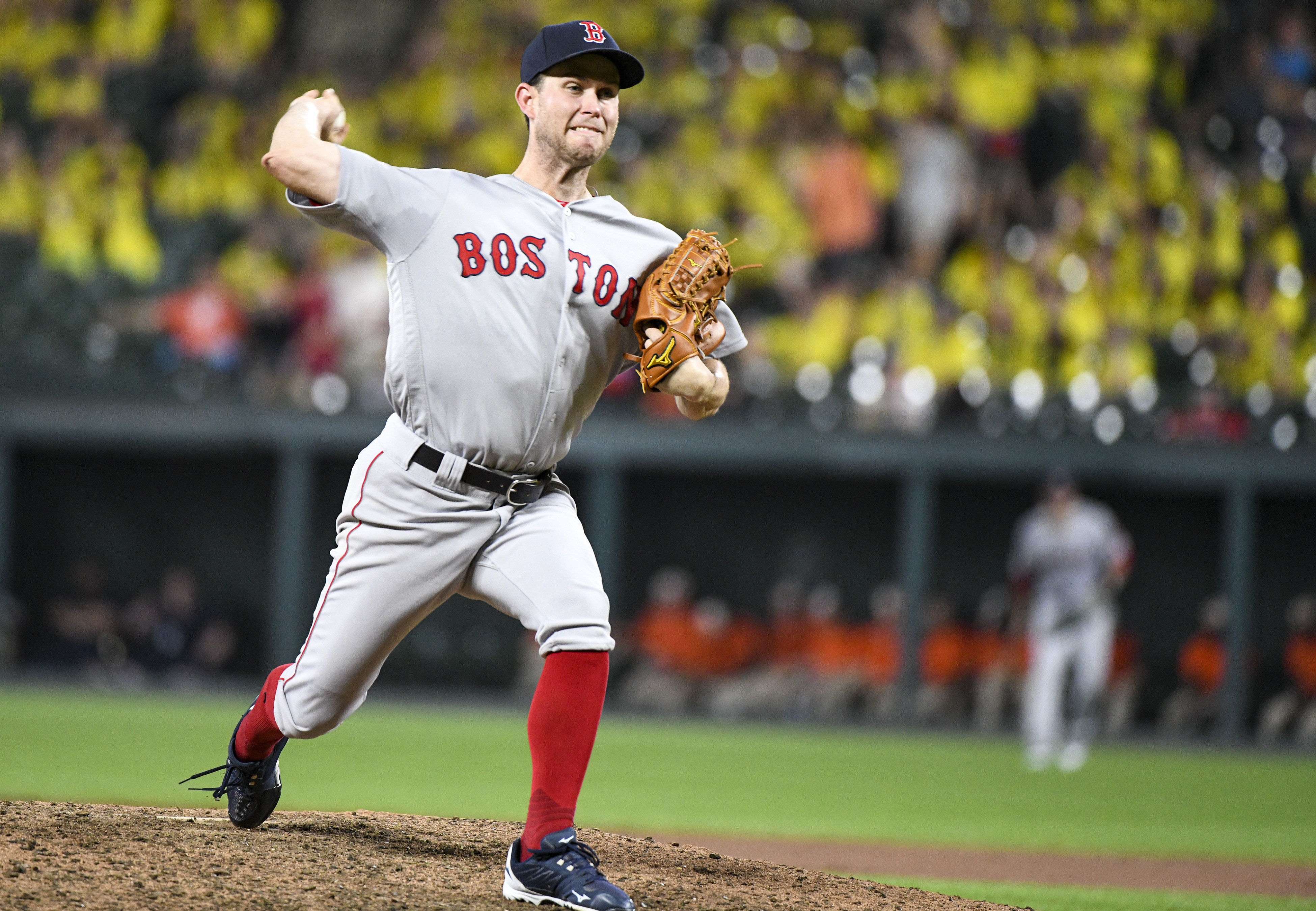 MLB: JUL 19 Red Sox at Orioles