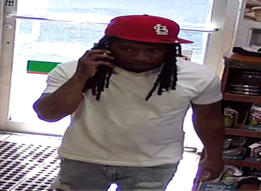 Police are looking for a man who was seen walking with a fatal shooting victim shortly before he was shot July 2, 2020, in the 800 block of East 87th Street.