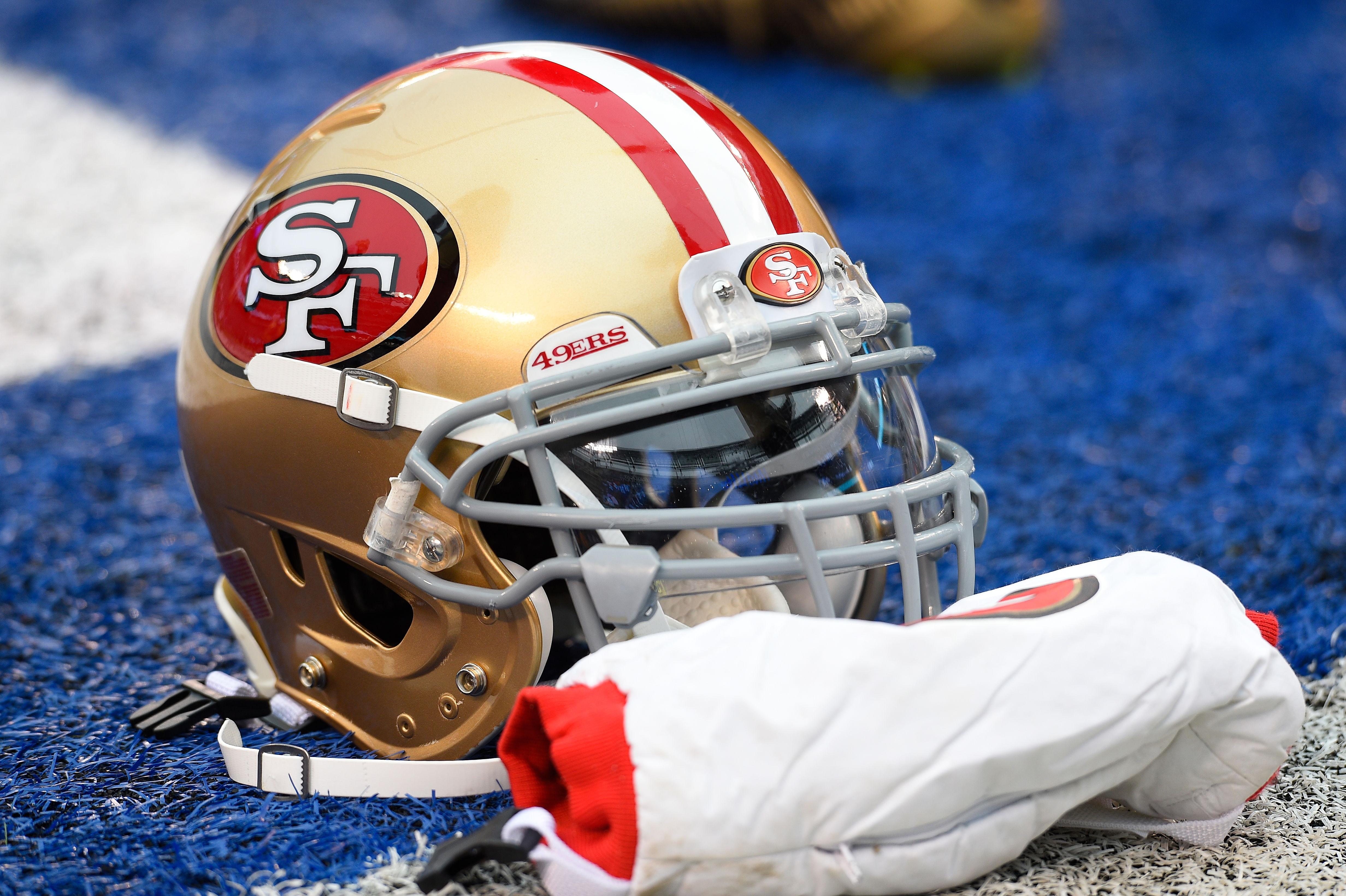 NFL: NOV 16 49ers at Giants