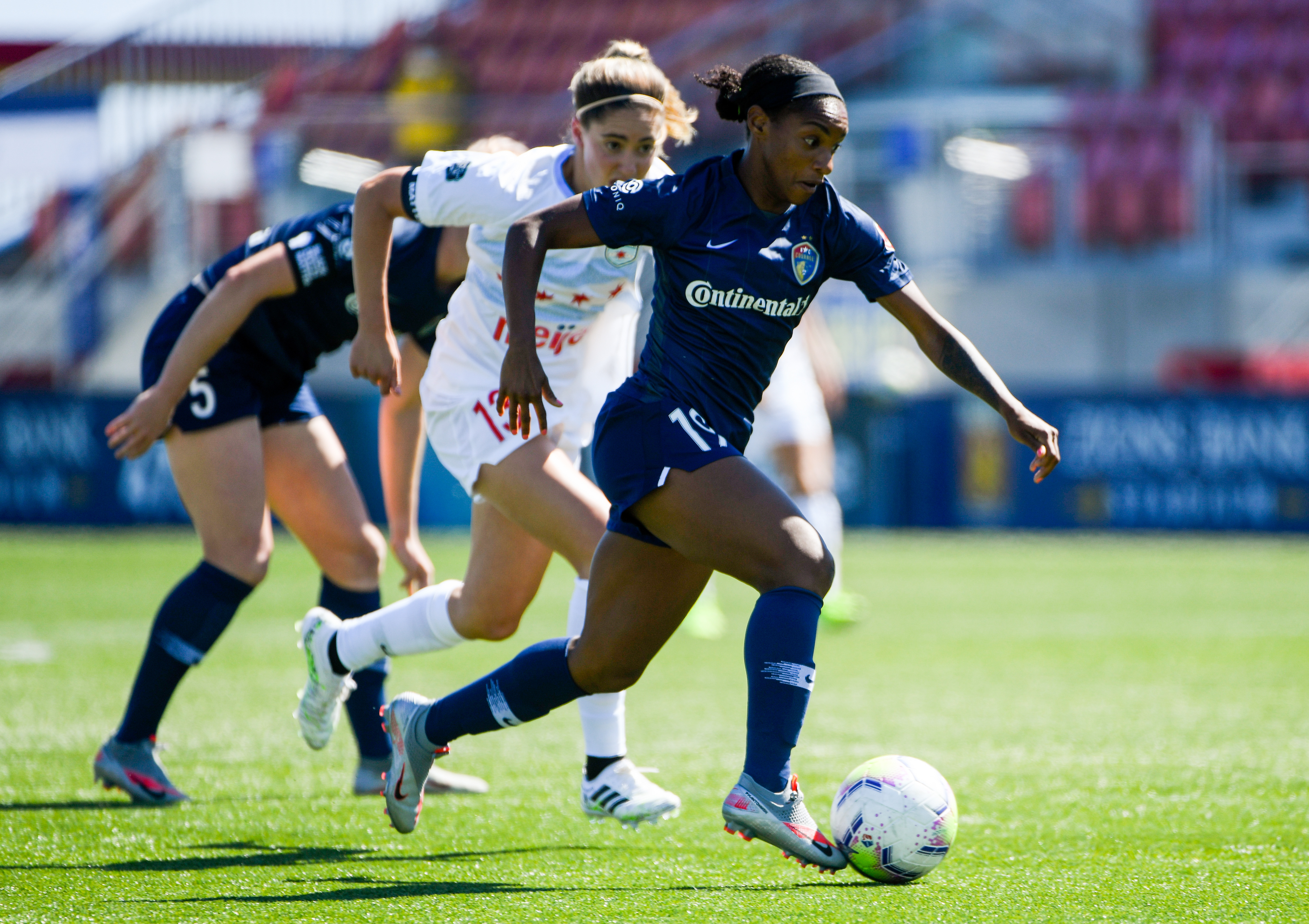 2020 NWSL Challenge Cup - Day 5