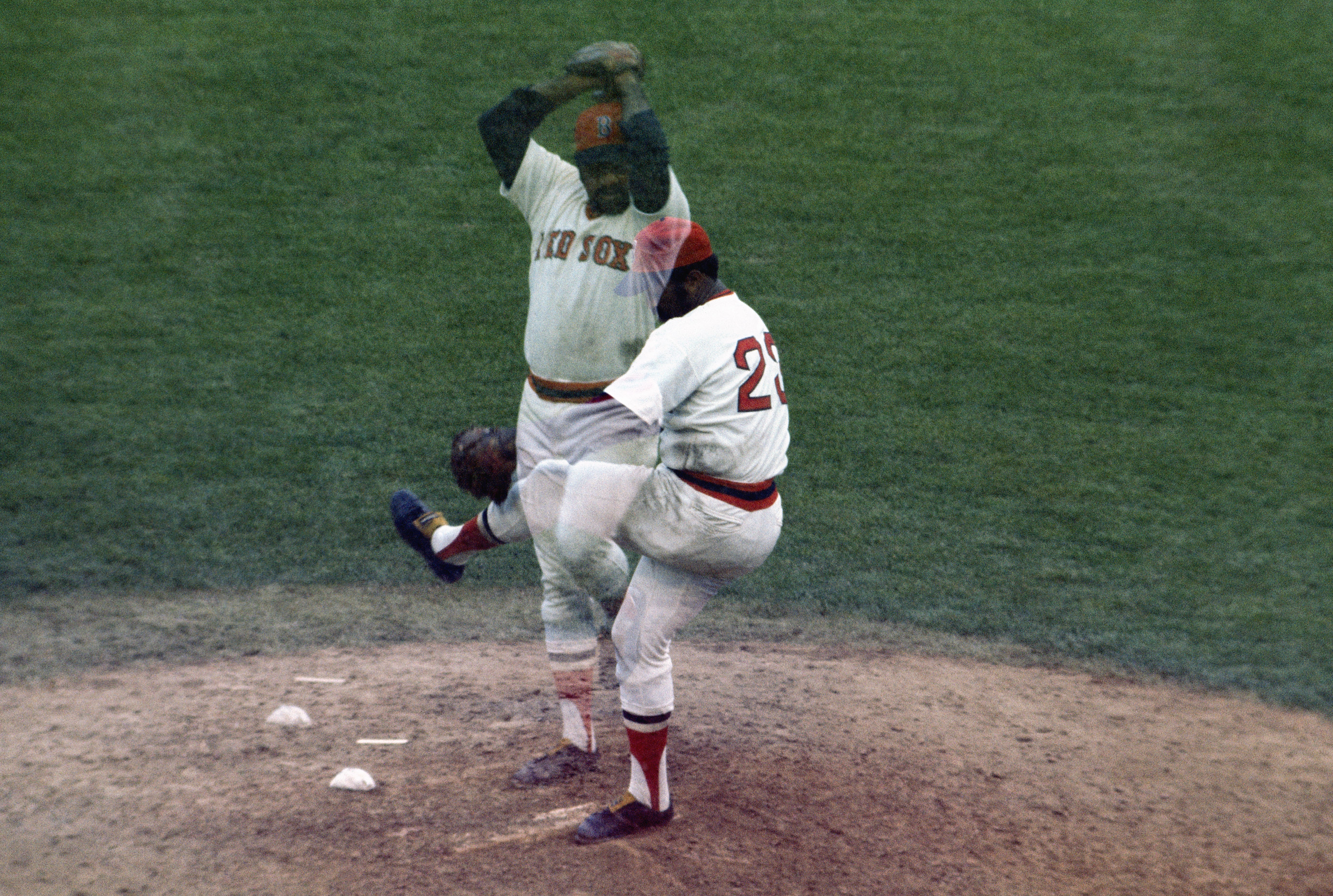 Reds v Red Sox