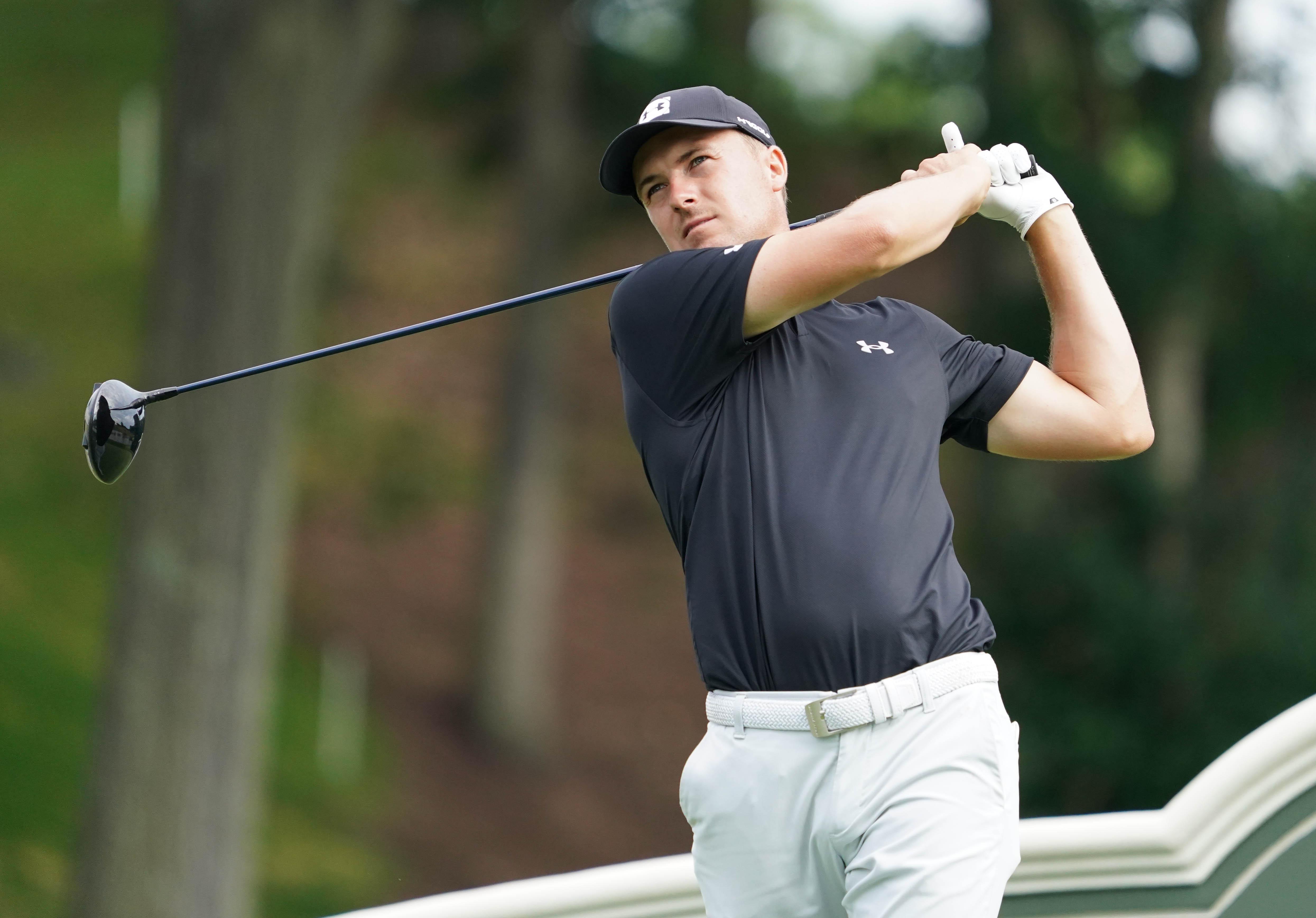PGA: Travelers Championship - First Round