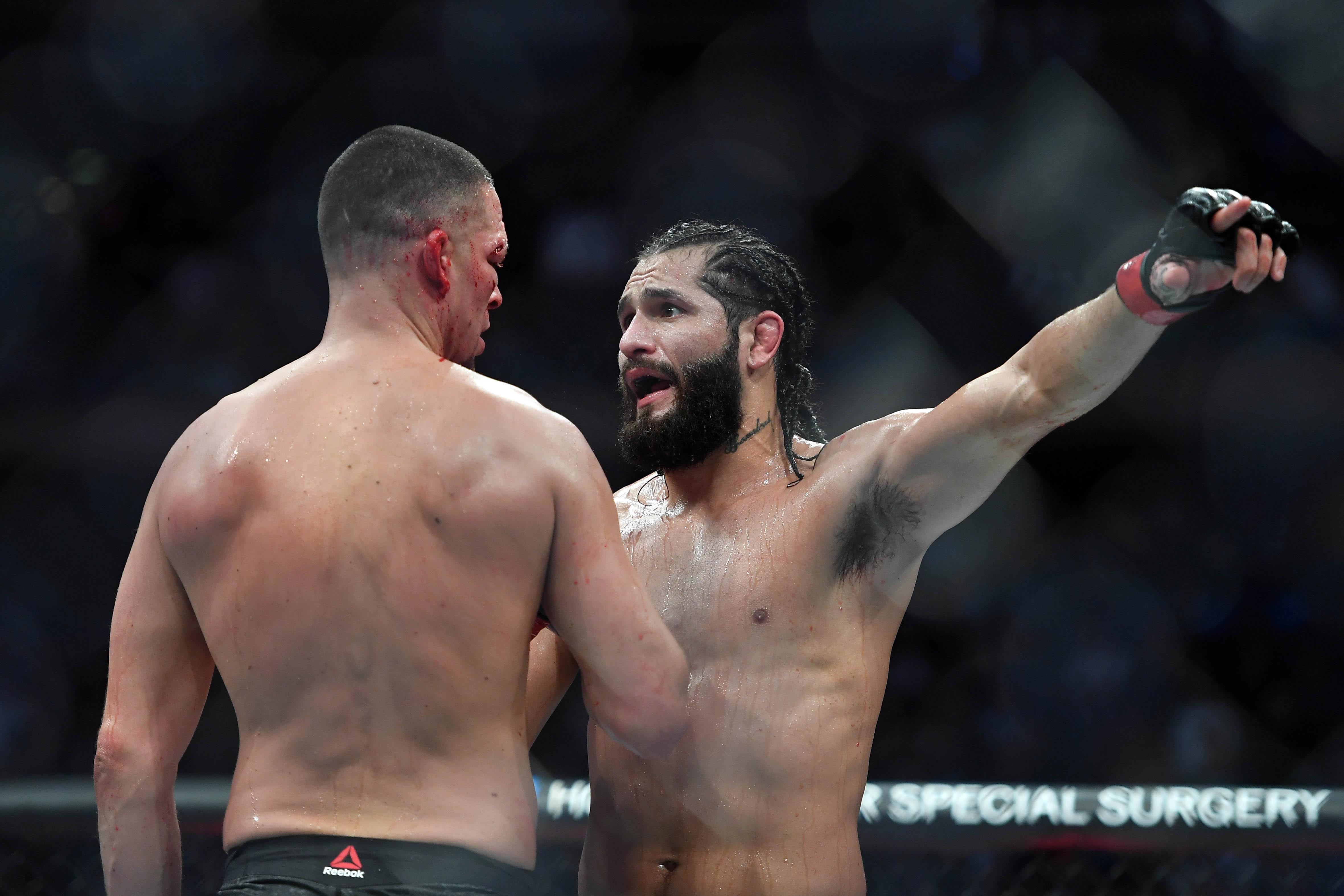 MMA: UFC 244-Masvidal vs Diaz