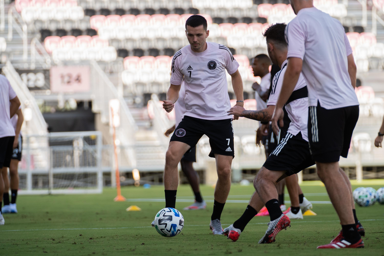 MLS: Inter Miami CF Training