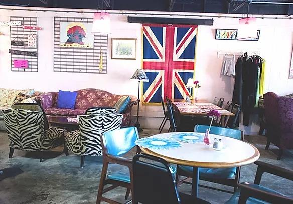 Full English Cafe