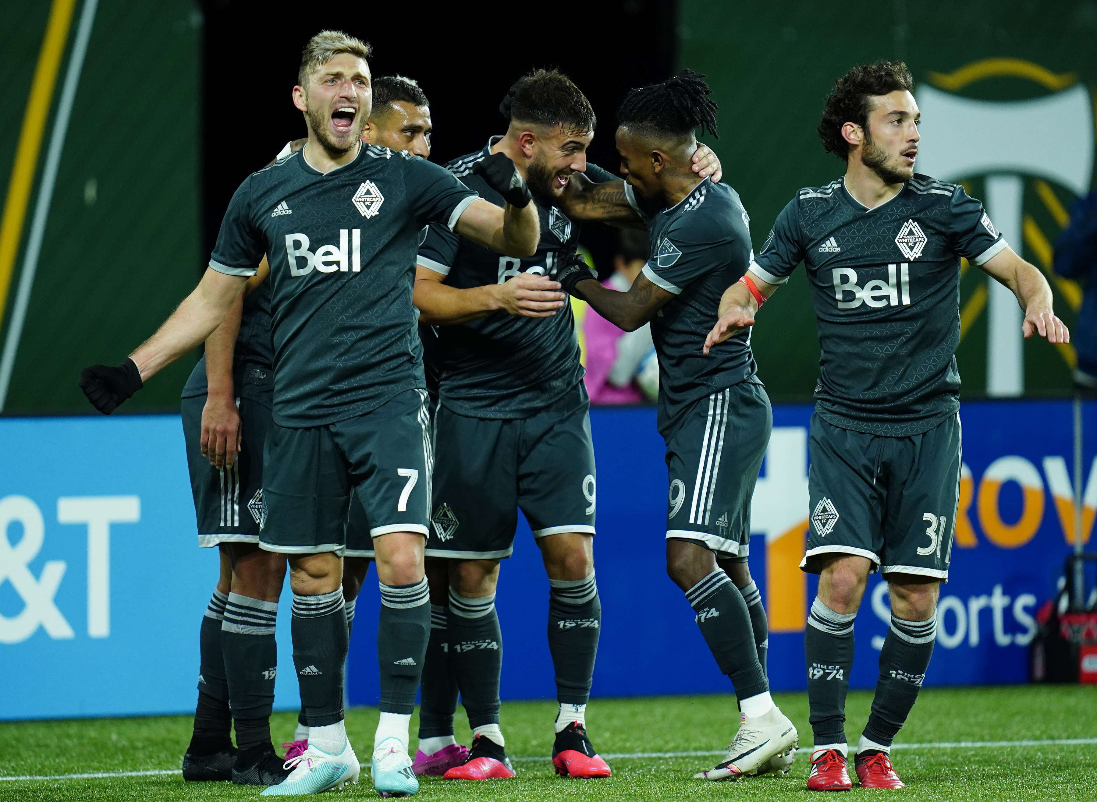 MLS: Preseason-Vancouver Whitecaps FC at Portland Timbers