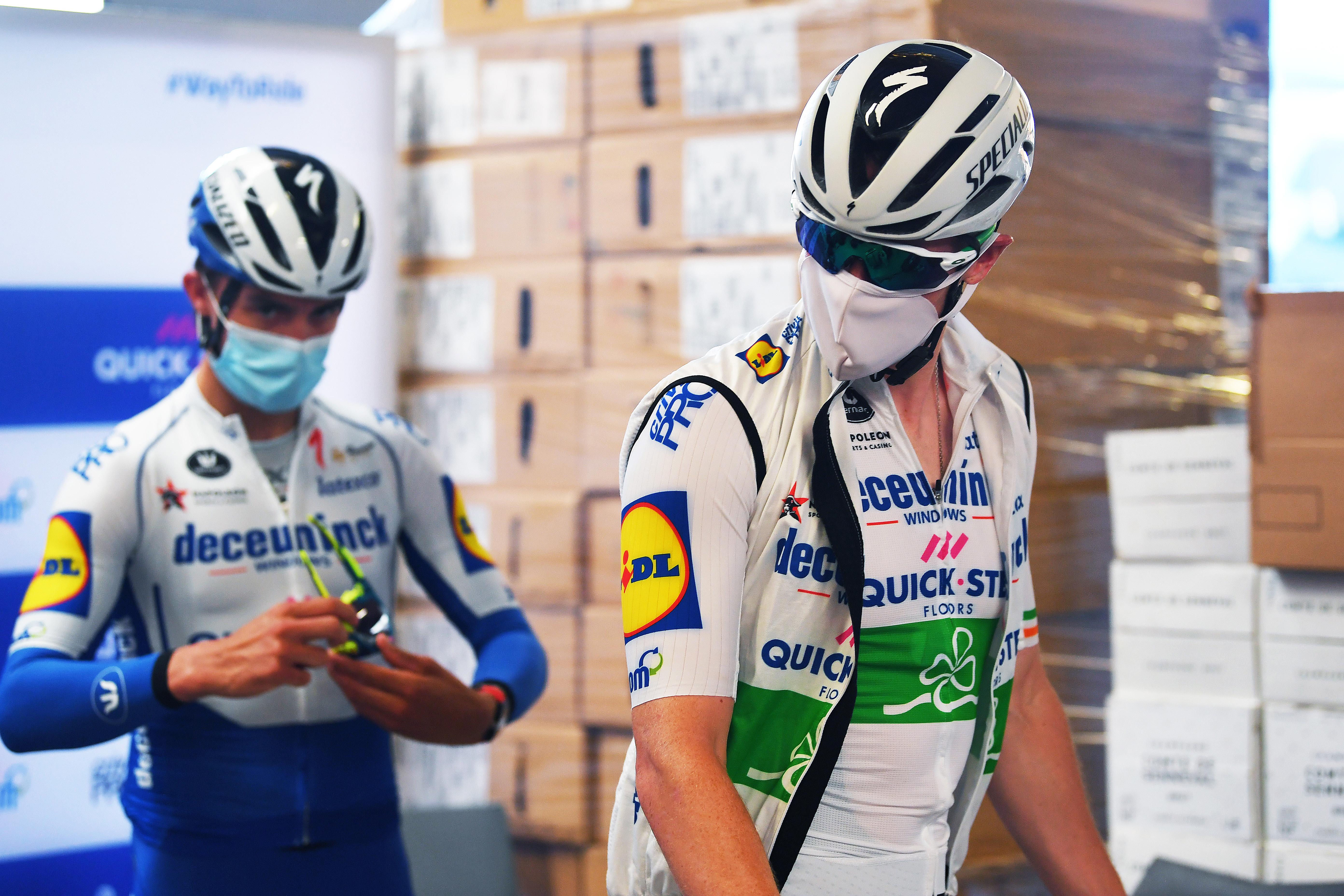 Team Deceuninck - Quick-Step - Training