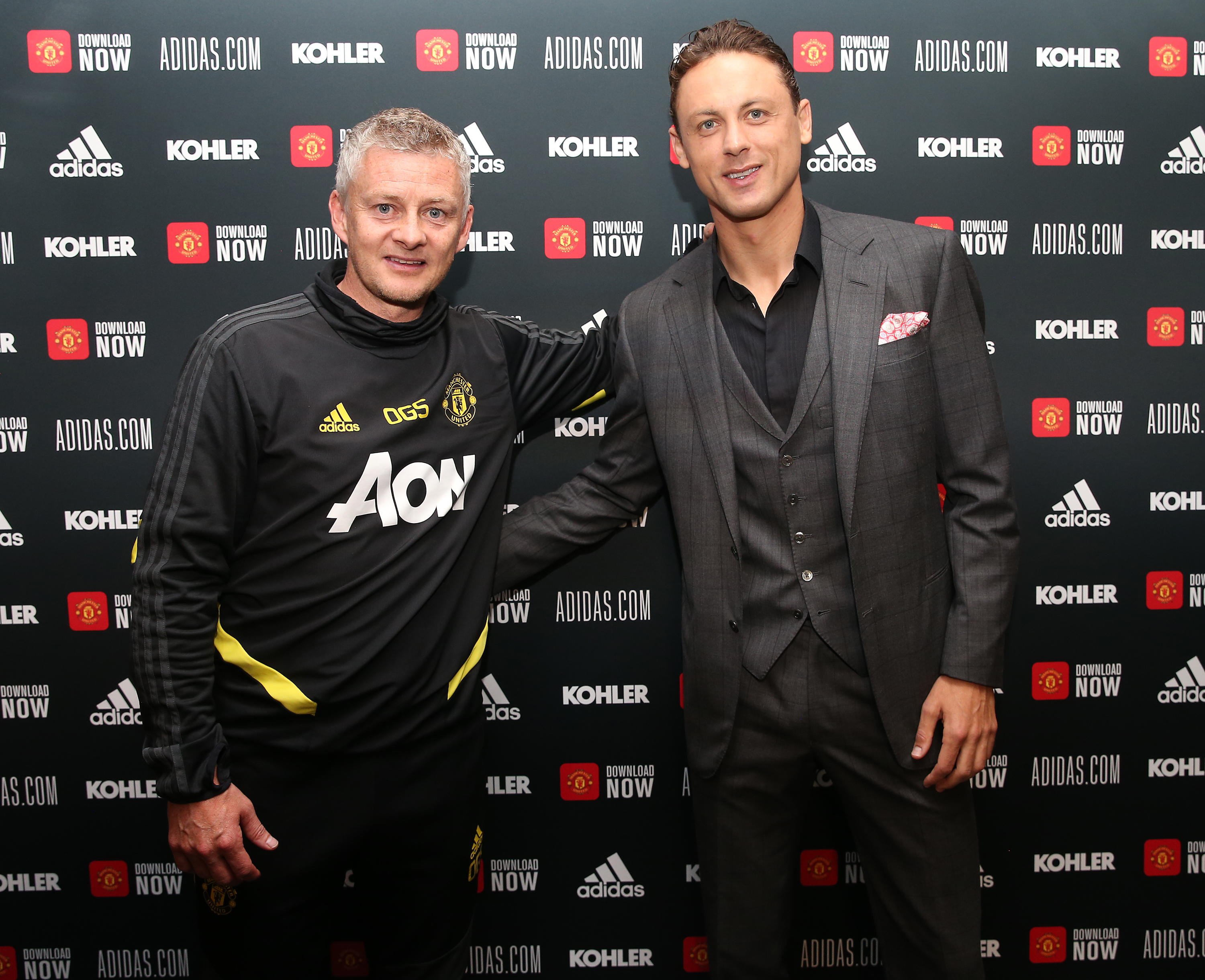 Nemanja Matic Signs a Contract Extension at Manchester United