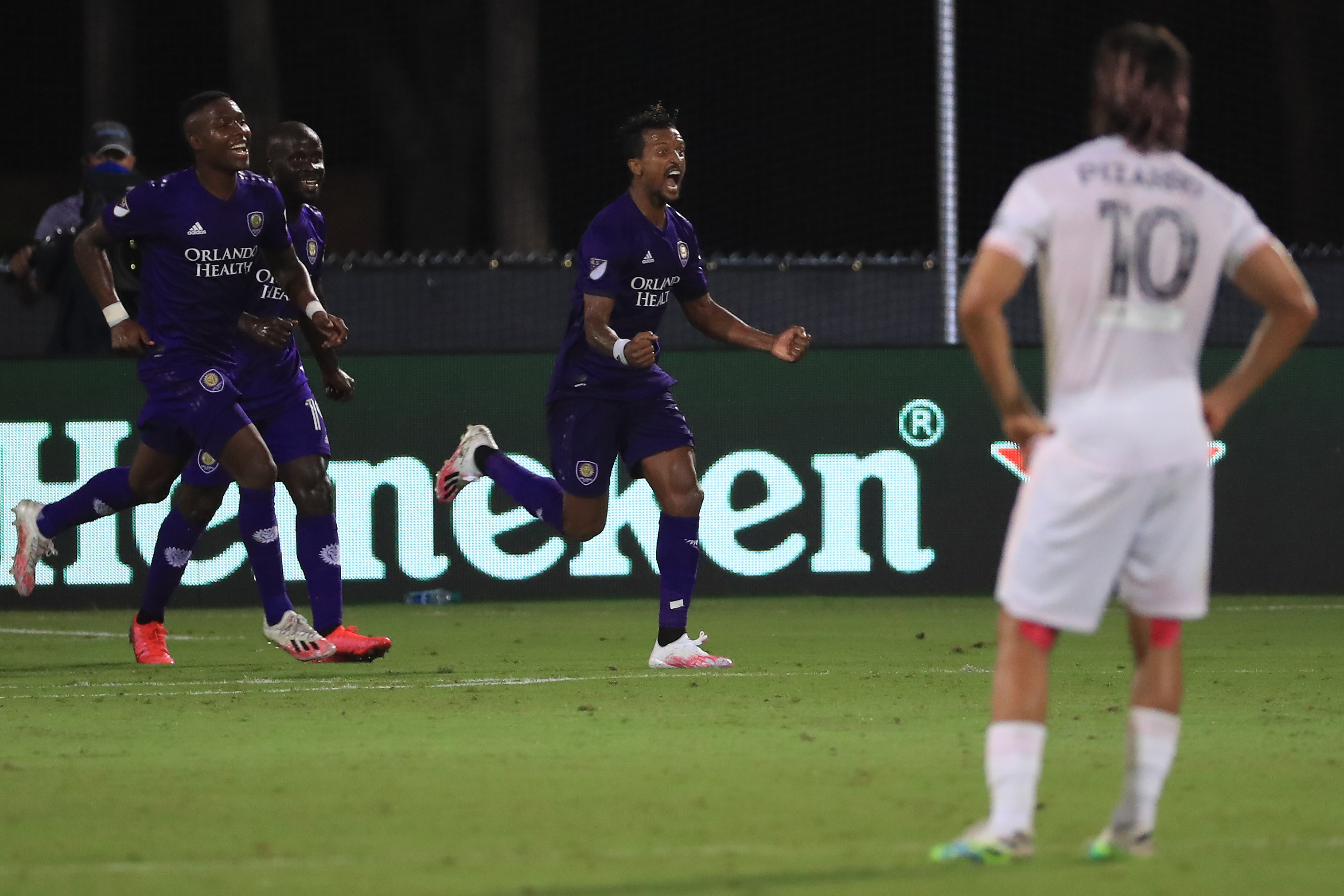 Orlando City SC v Inter Miami CF - MLS Is Back Tournament