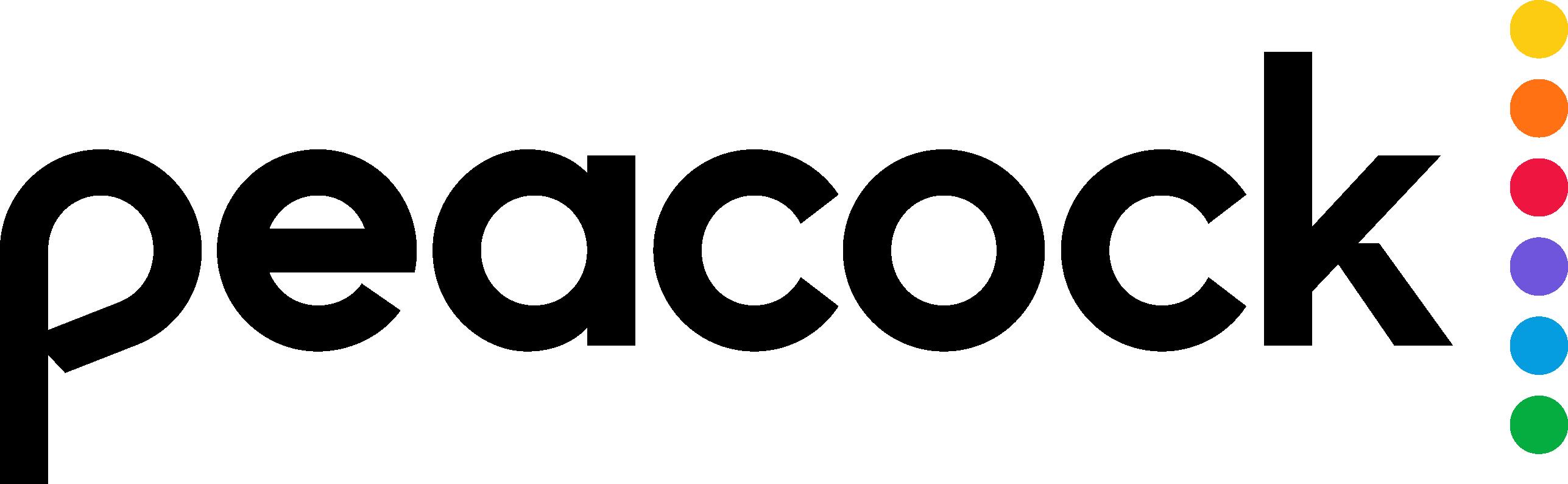 NBC Peacock logo