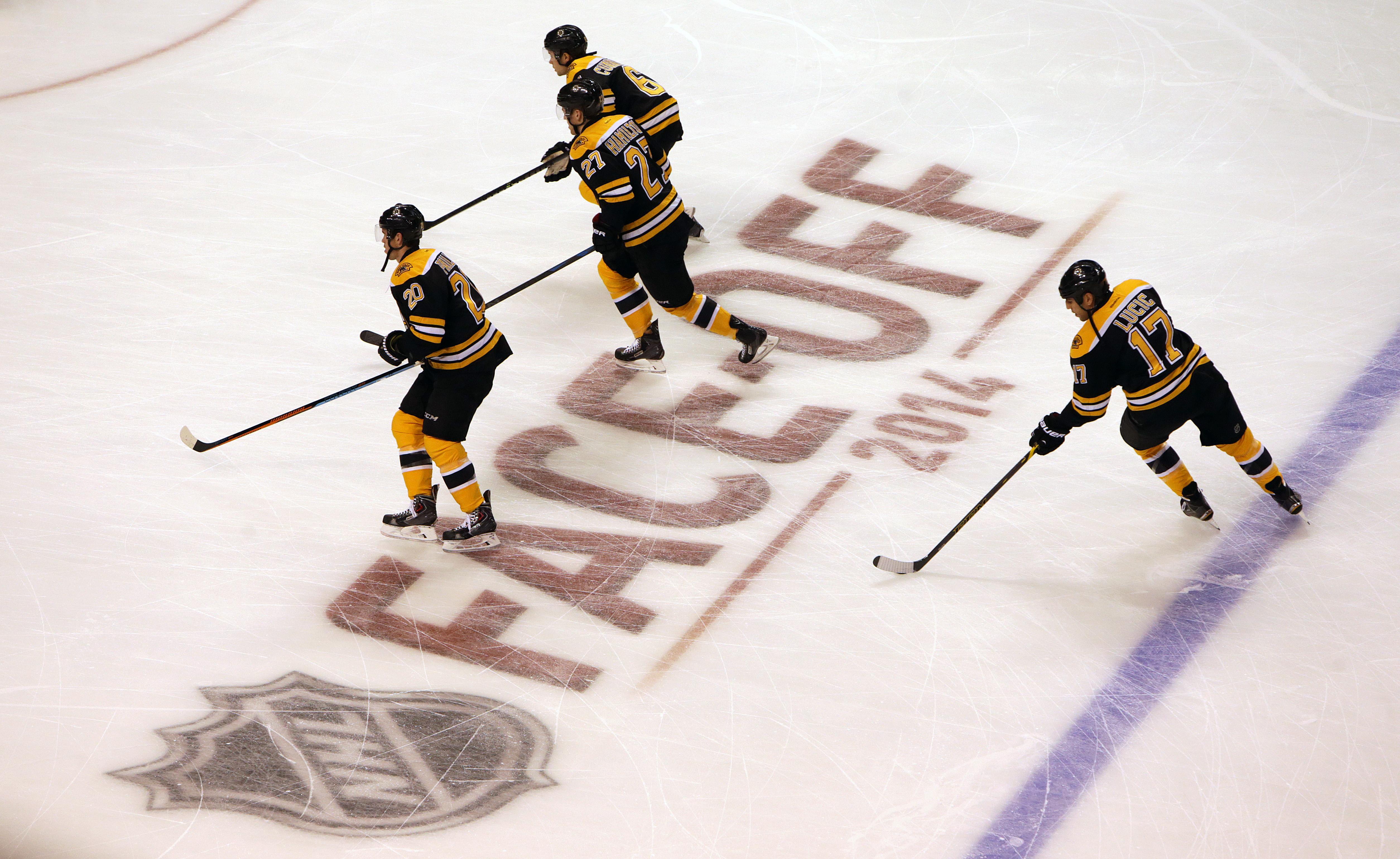 Boston Bruins Vs. Philadelphia Flyers At TD Garden