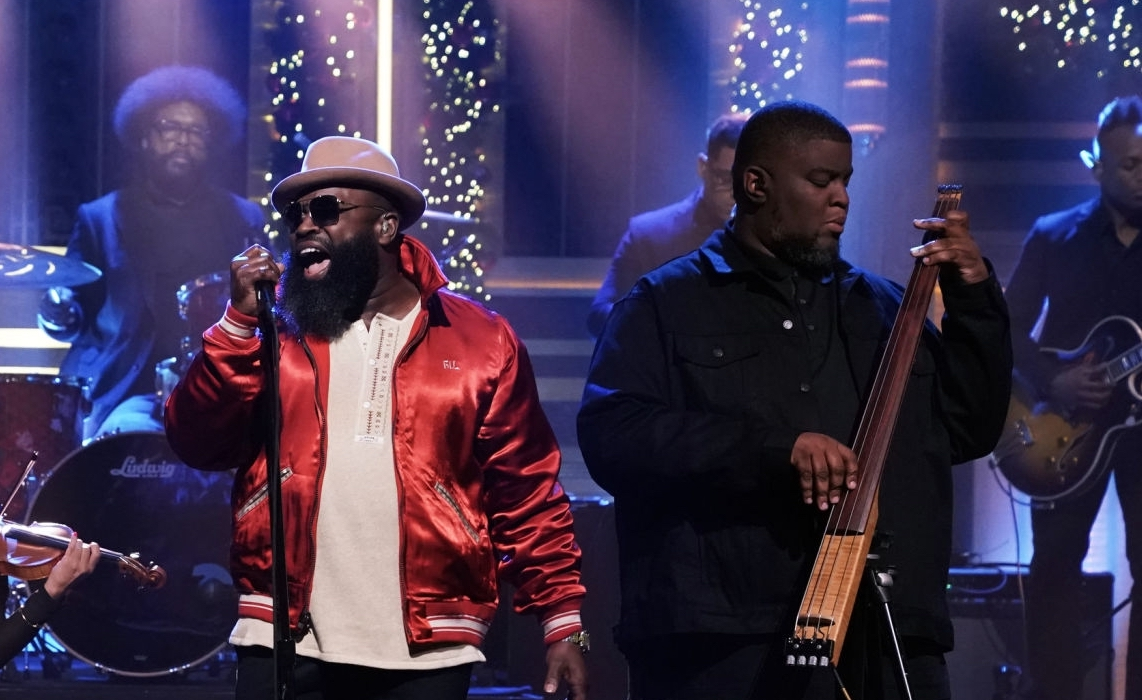 Black Thought and Salaam Remi