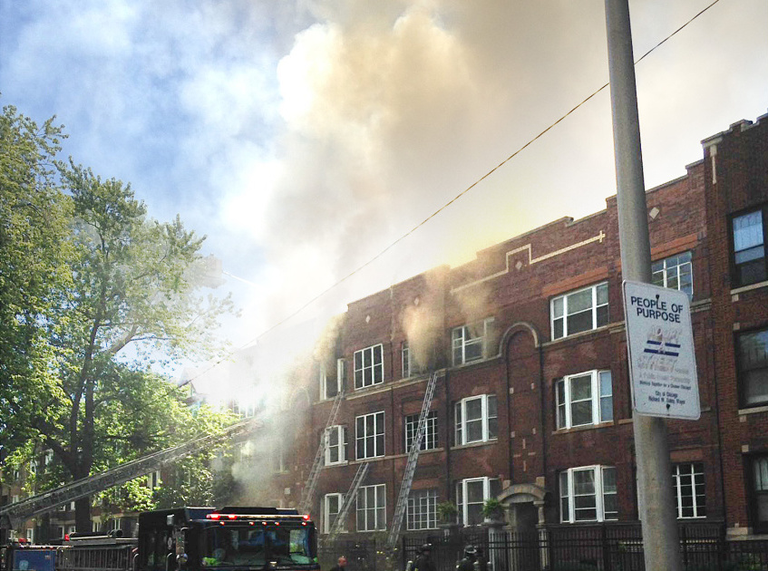Maqkwone Jones died in a fire July 8 in the 1400 block of East 67th Place.