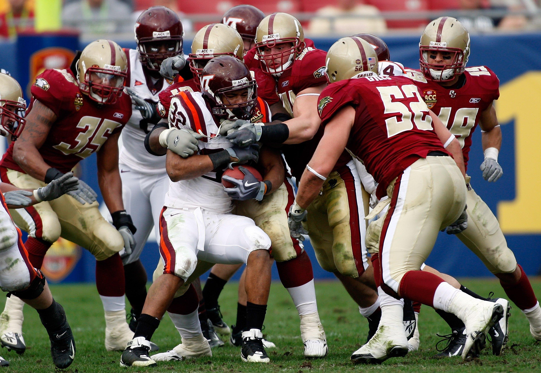 ACC Football Championship - Boston College v Virginia Tech