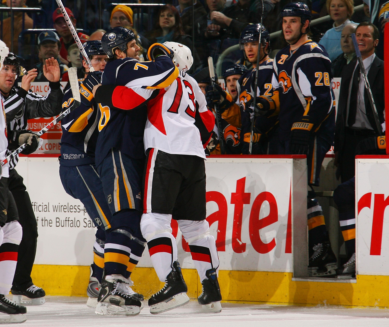 Ottawa Senators v Buffalo Sabres
