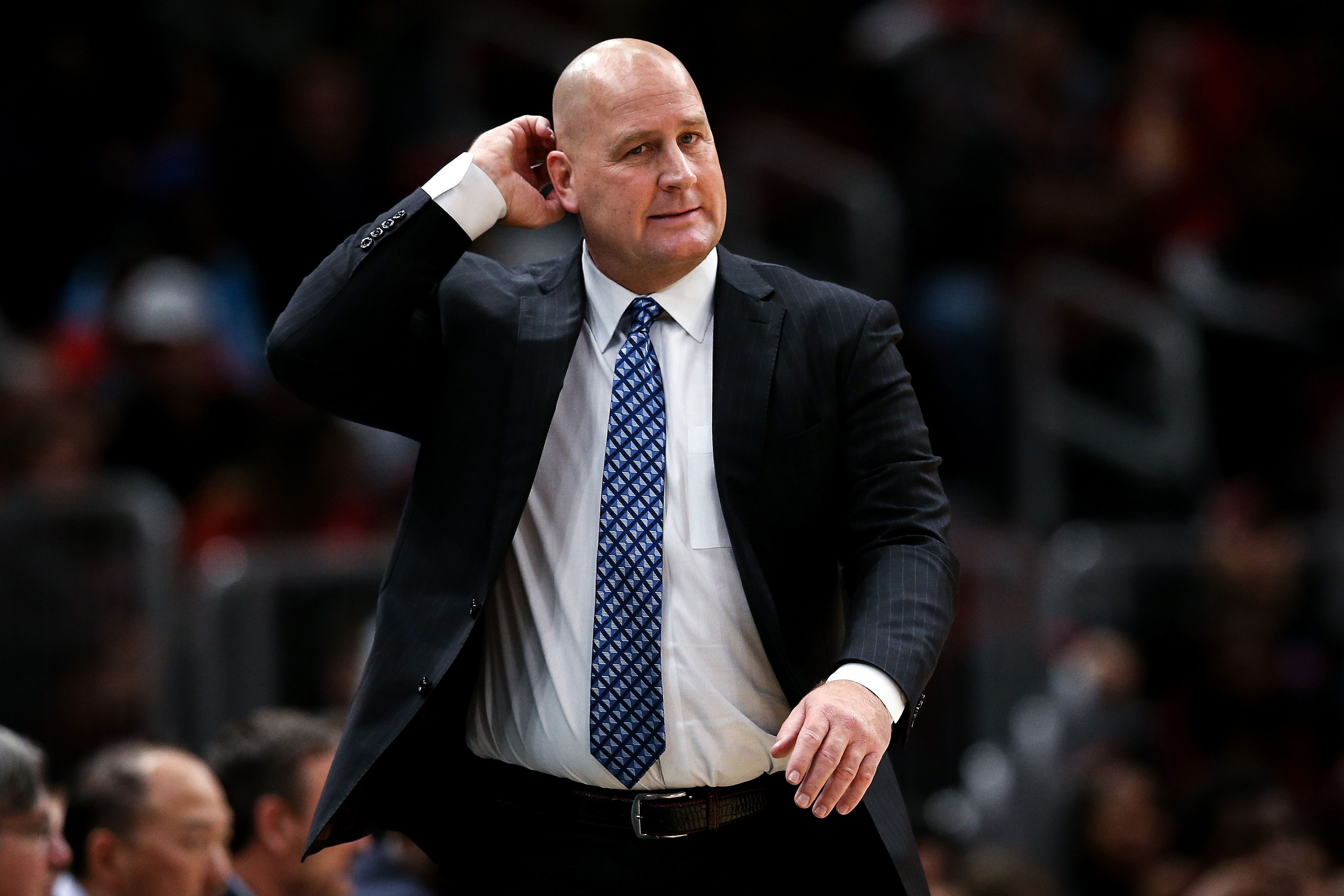 The Bulls and coach Jim Boylen remain in a holding pattern.