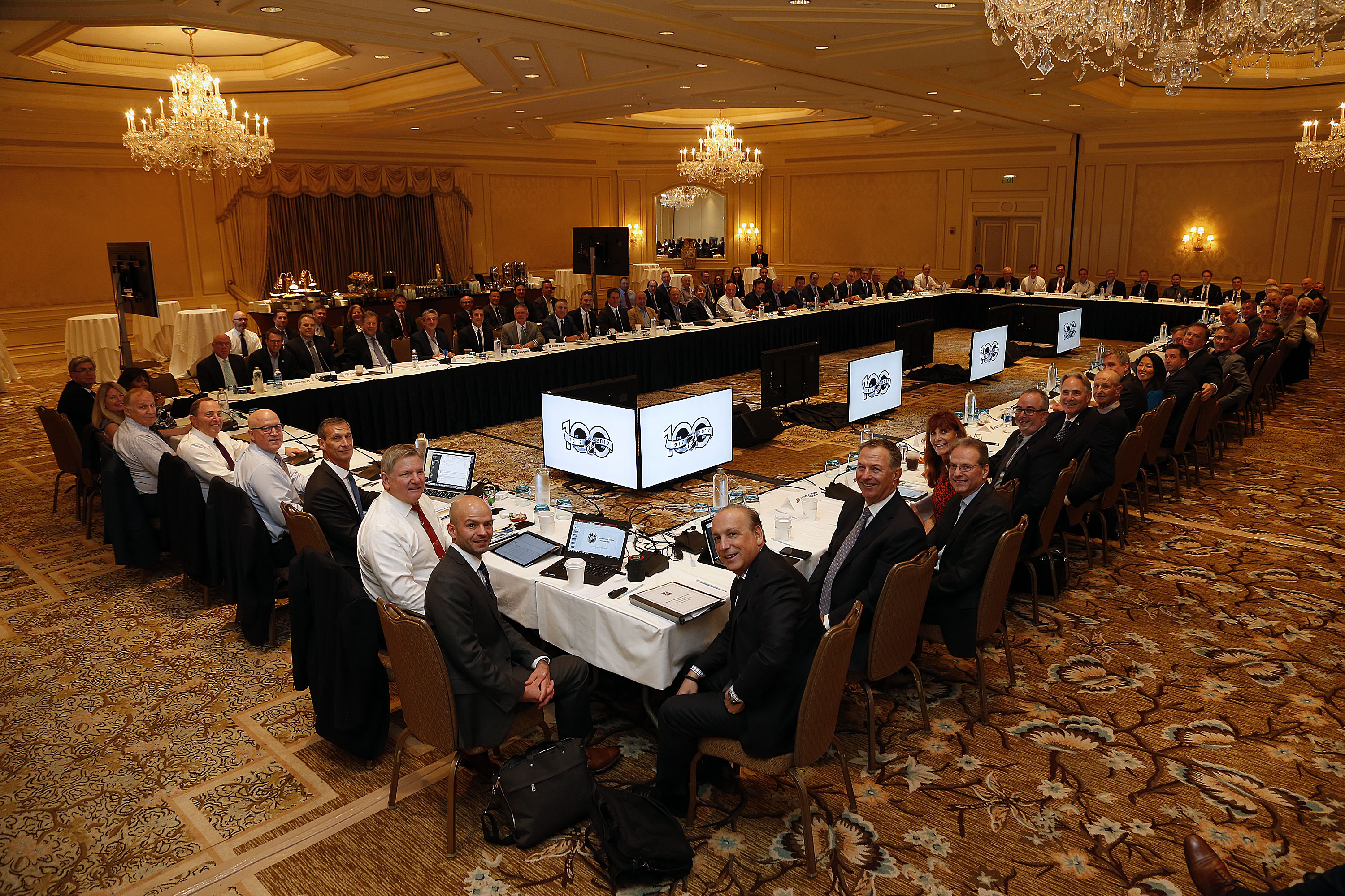 NHL Board of Governors meeting
