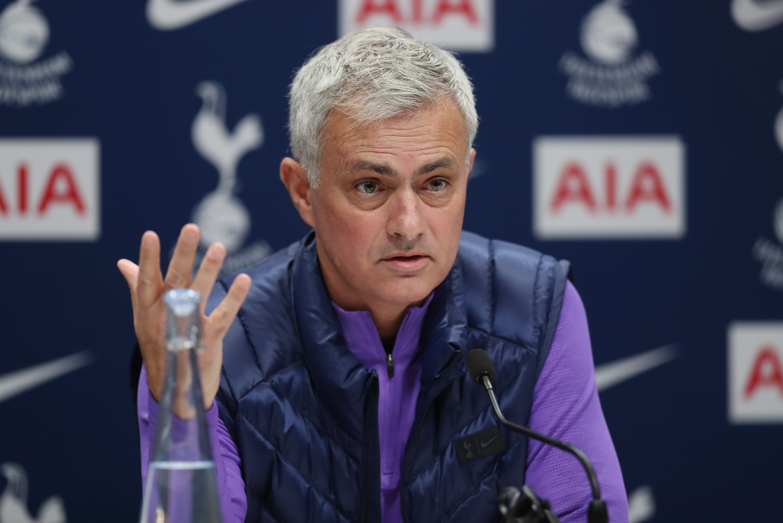 Jose Mourinho - Tottenham Hotspur - Premier League