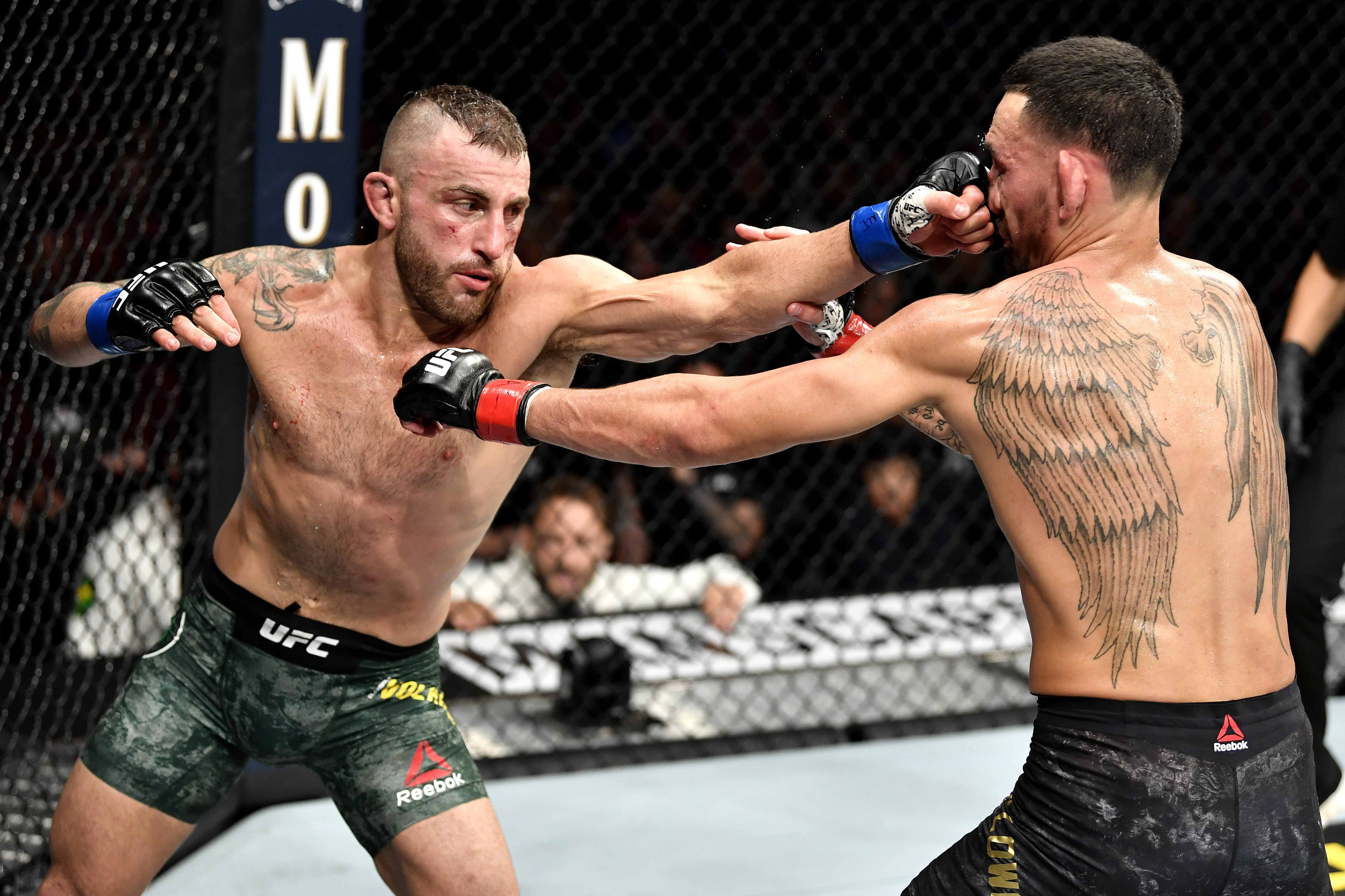 UFC 245: Holloway v Volkanovski