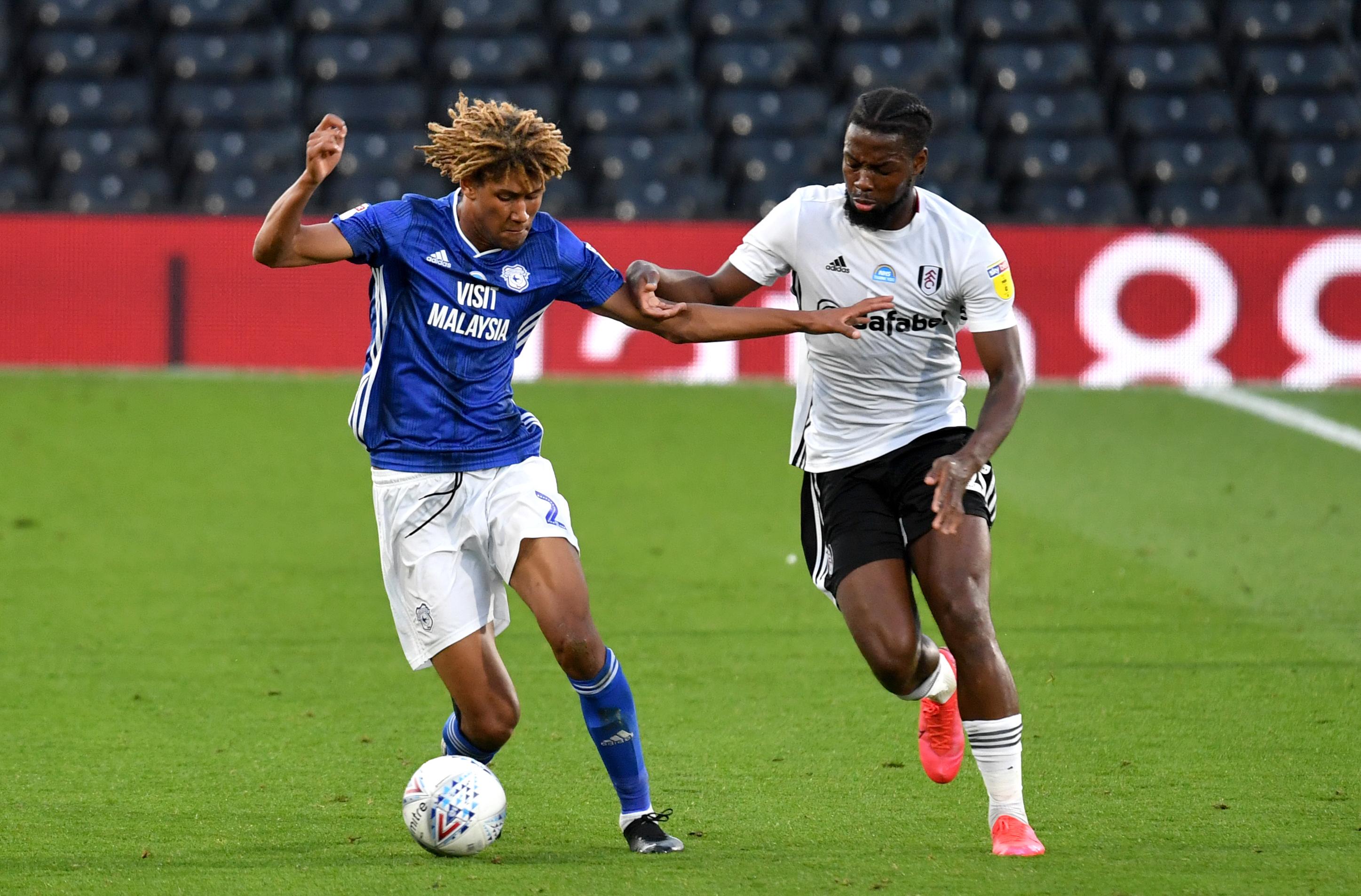 Fulham v Cardiff City - Sky Bet Championship - Craven Cottage