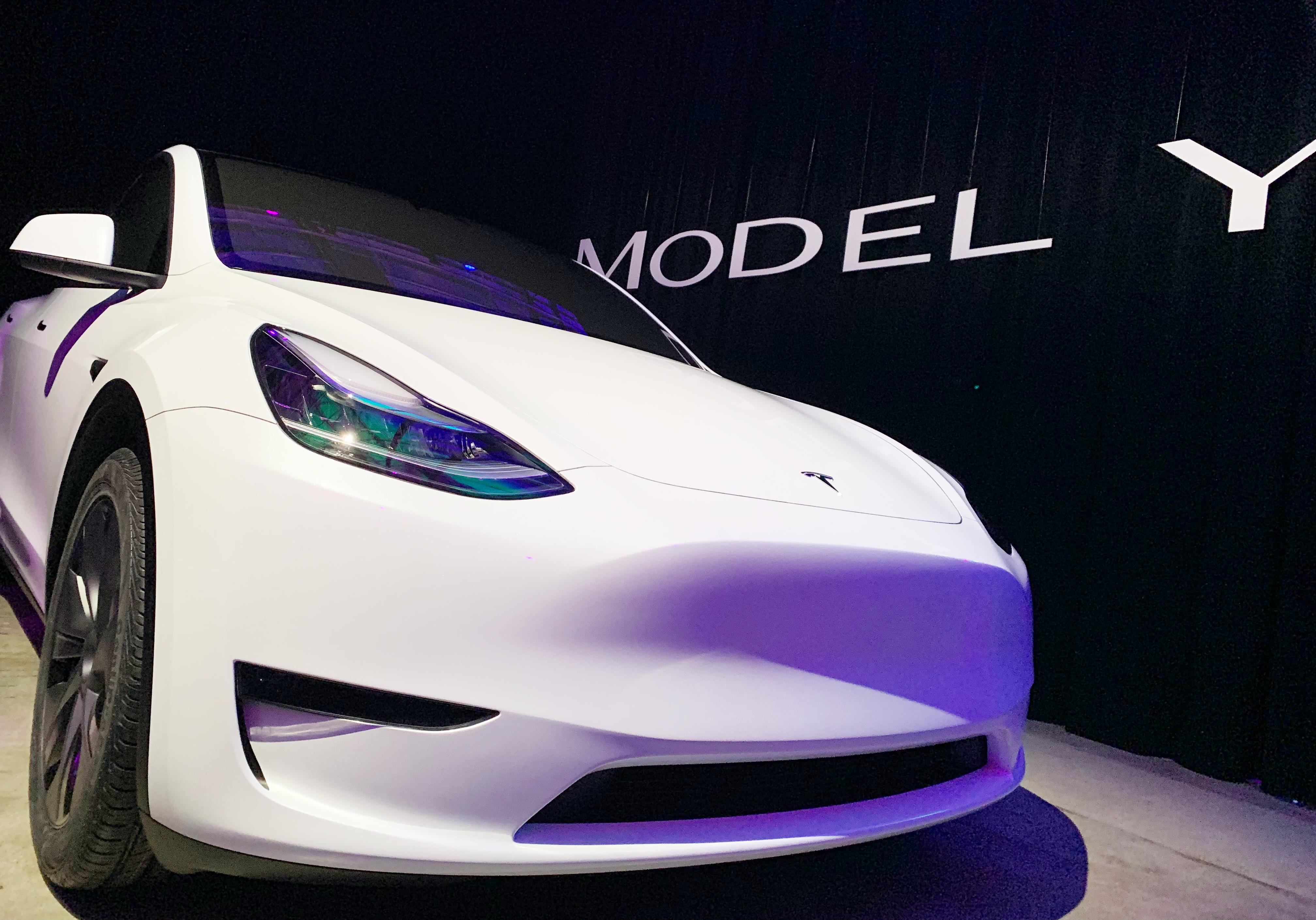 Teslas Model Y