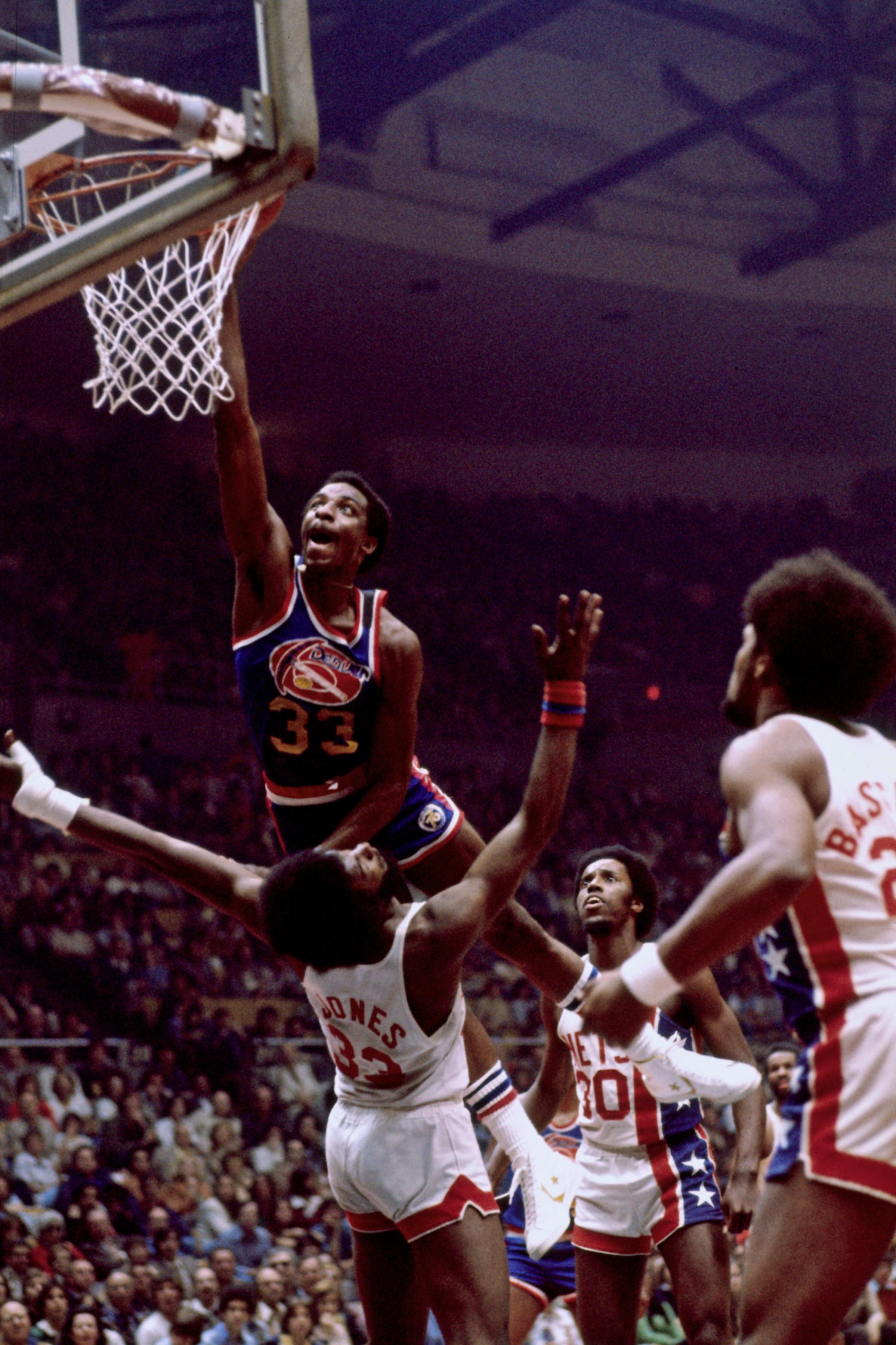 Denver Nuggets v New York Nets