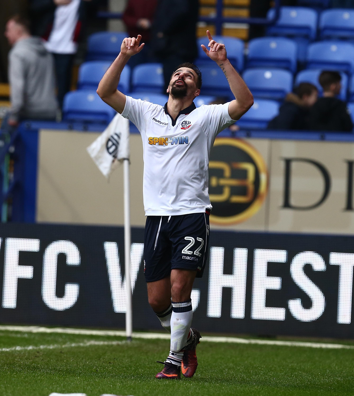 Bolton Wanderers v Northampton Town - Sky Bet League One