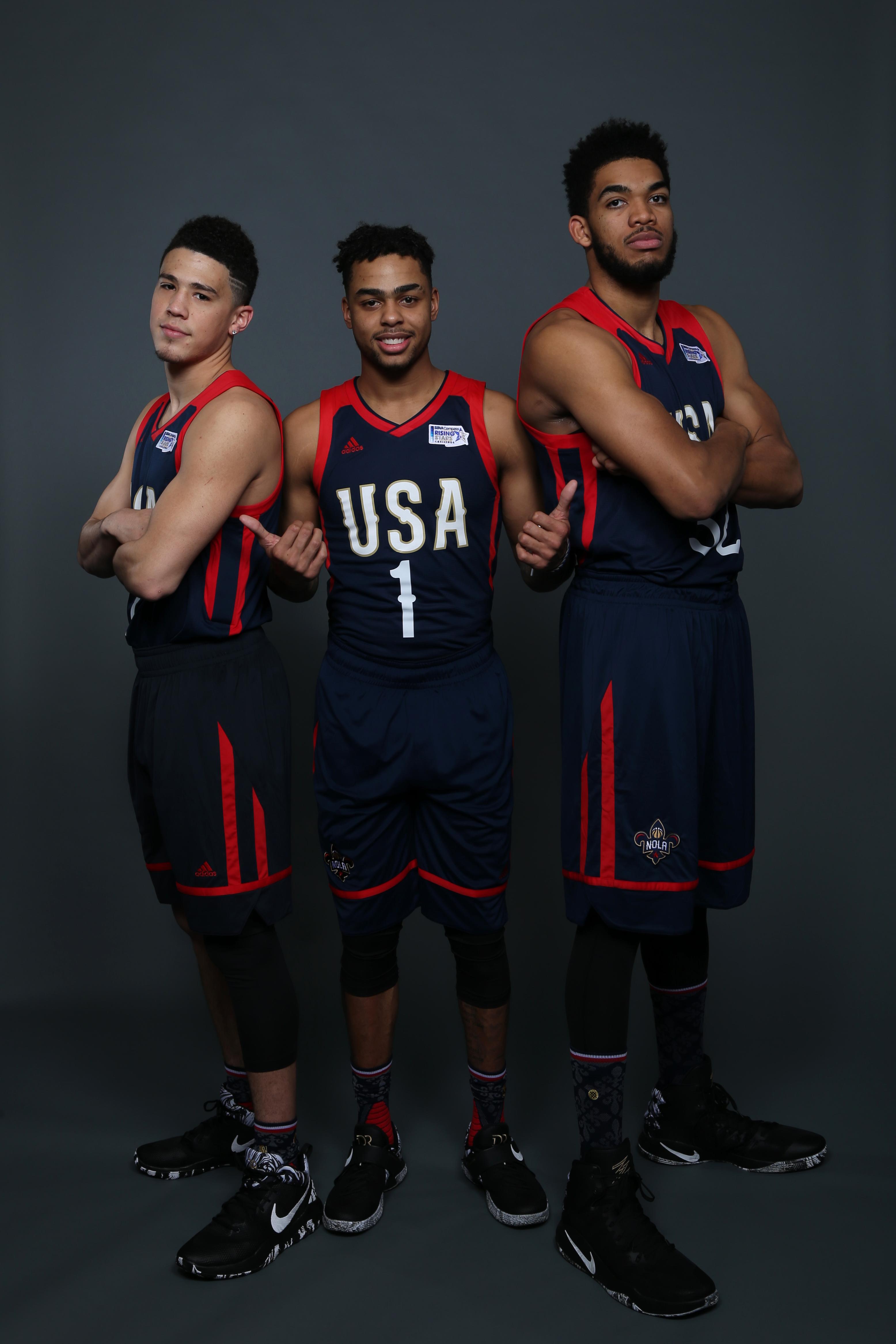 NBA All-Star Portraits 2017