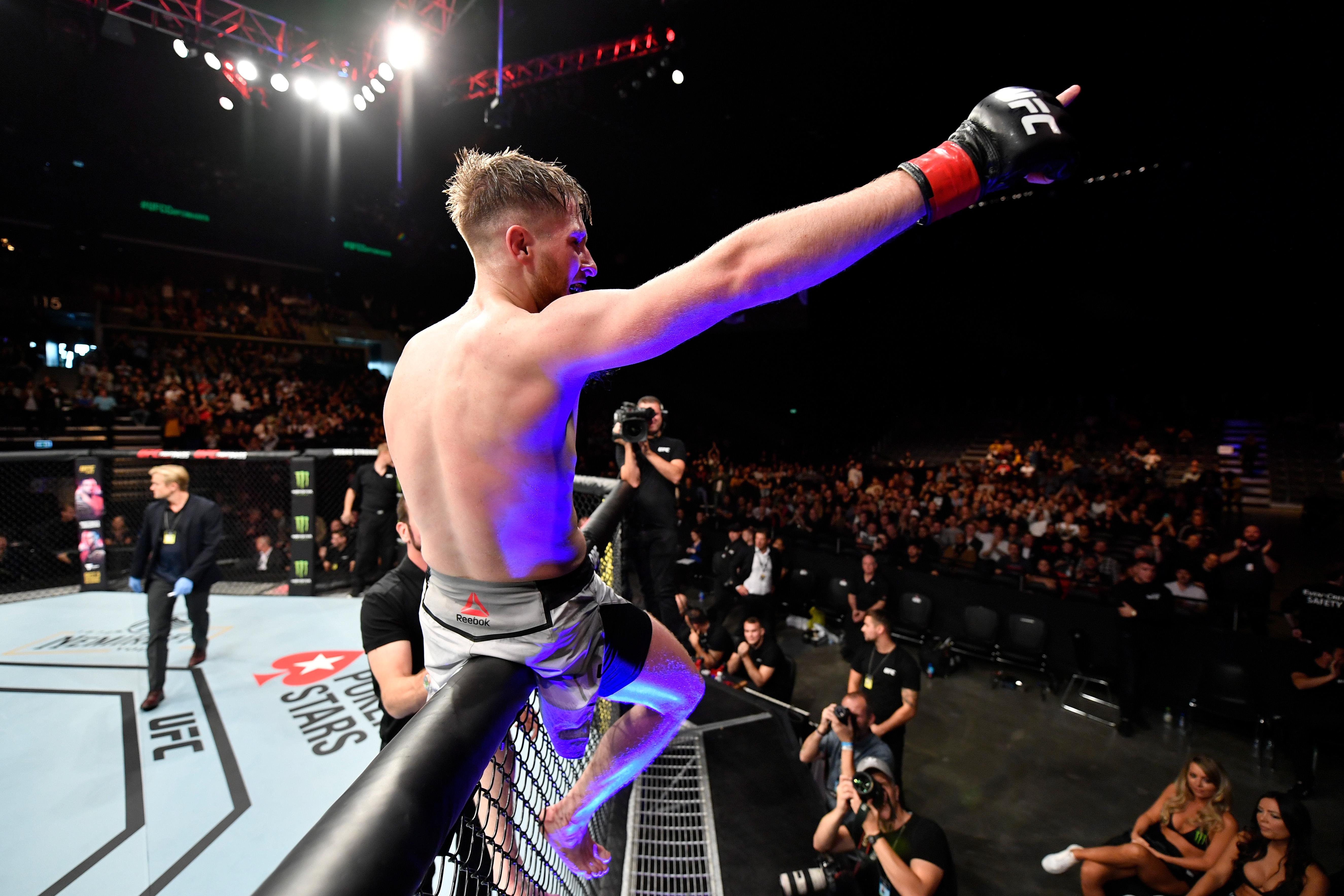 UFC Fight Night: Shore v Hernandez