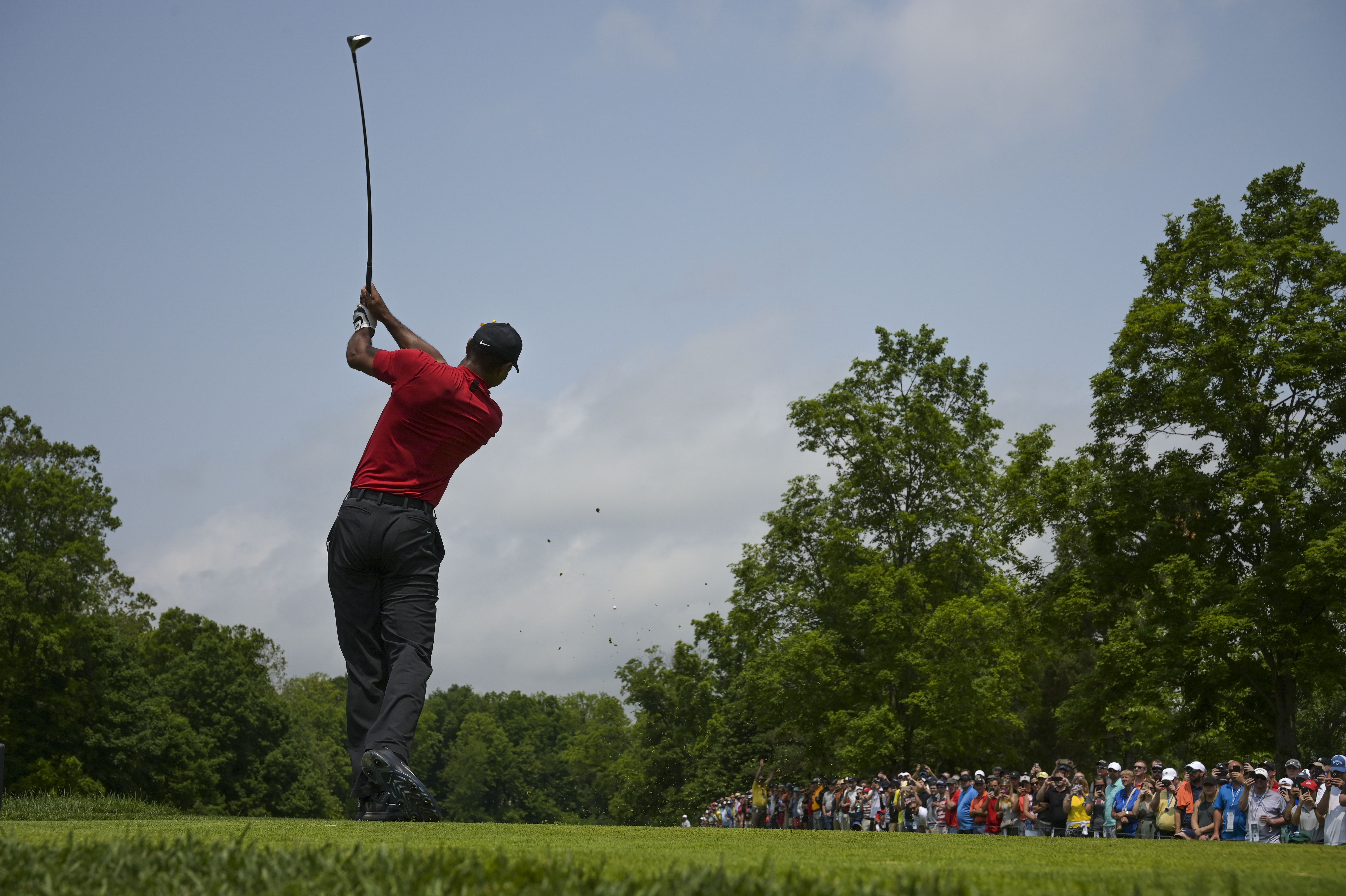 the Memorial Tournament presented by Nationwide - Final Round