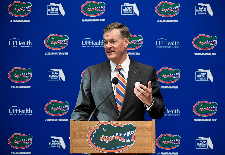 University of Florida Introduces Dan Mullen